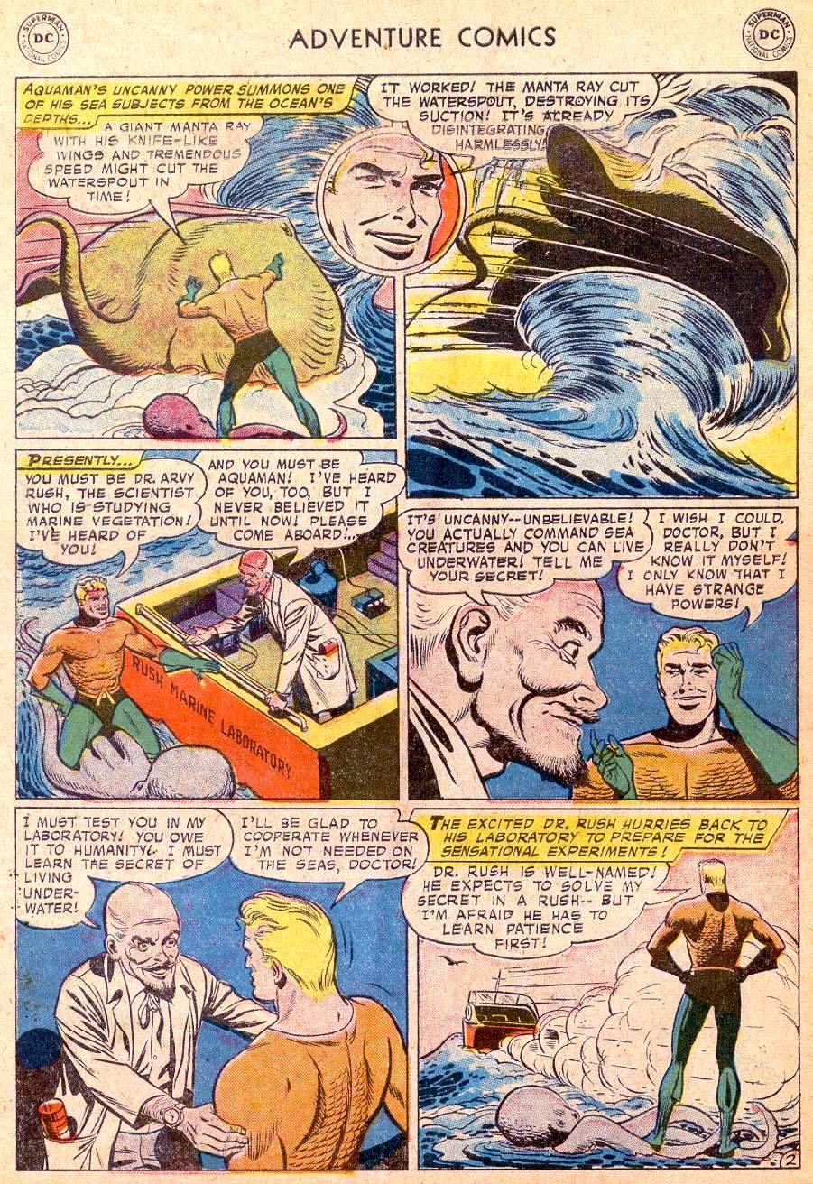 Read online Adventure Comics (1938) comic -  Issue #250 - 28