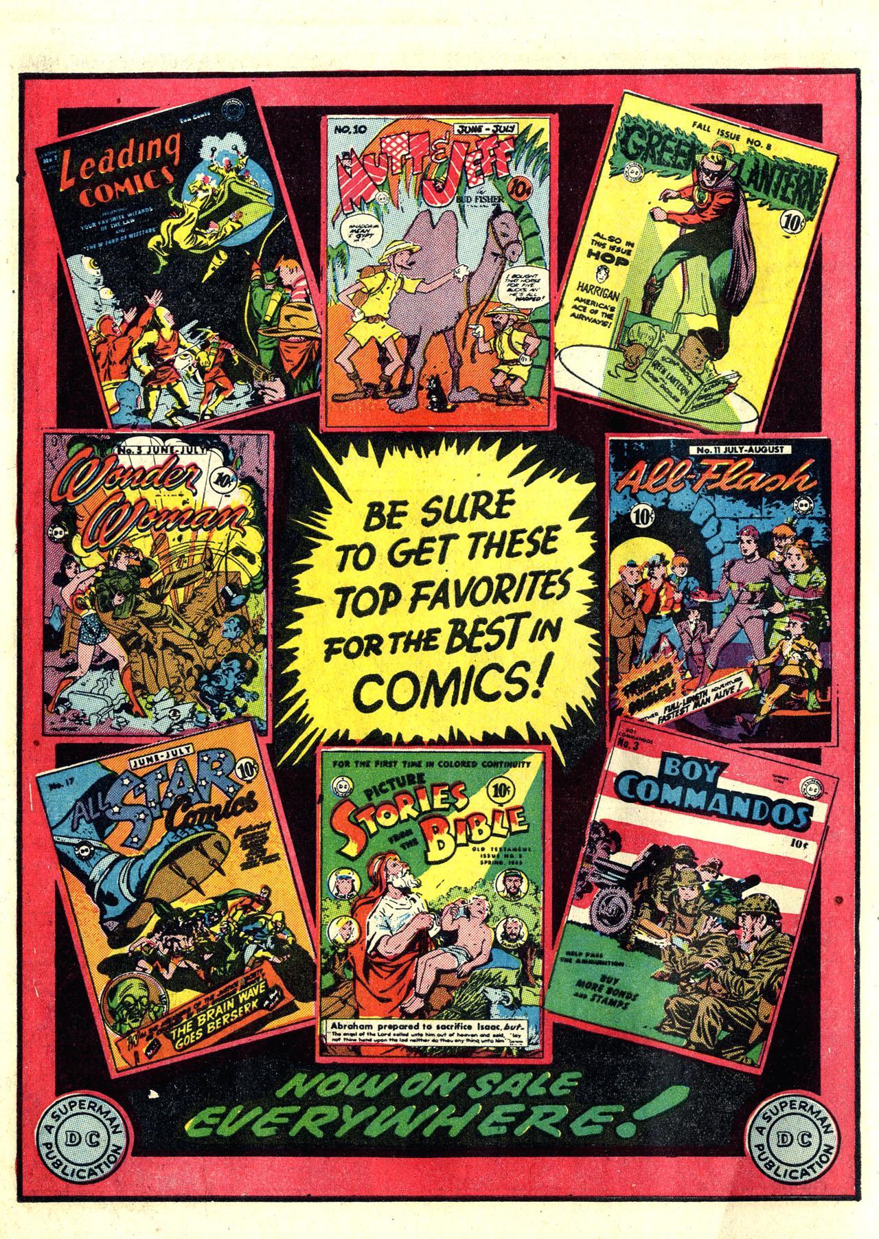 Read online Detective Comics (1937) comic -  Issue #78 - 16