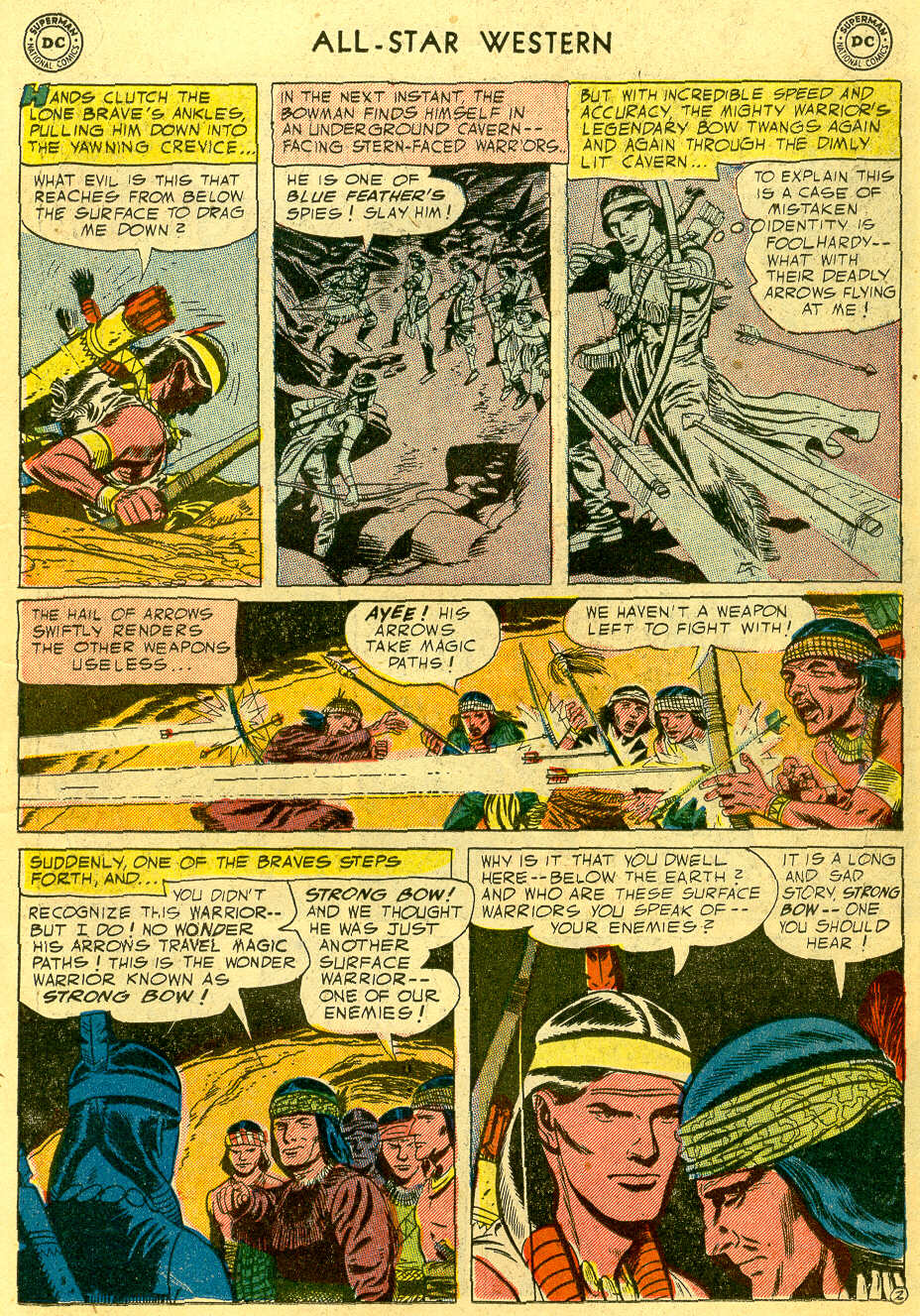 All-Star Western (1951) issue 82 - Page 11