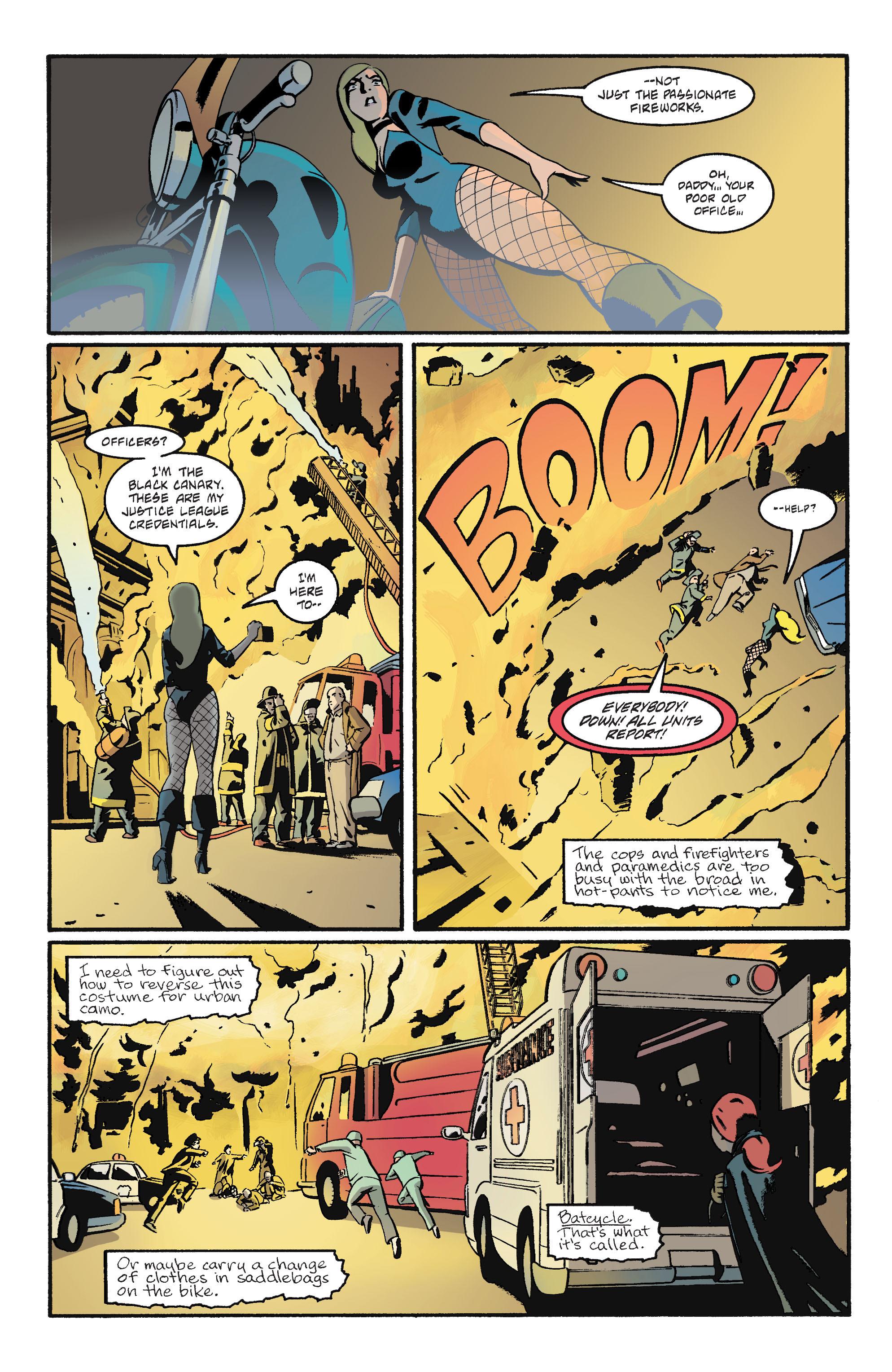 Read online Batgirl/Robin: Year One comic -  Issue # TPB 2 - 125