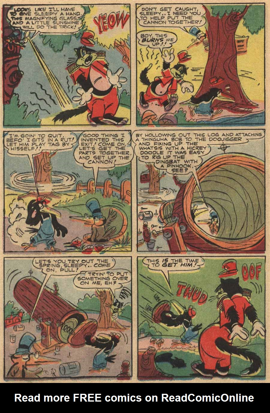 Zip Comics issue 37 - Page 42