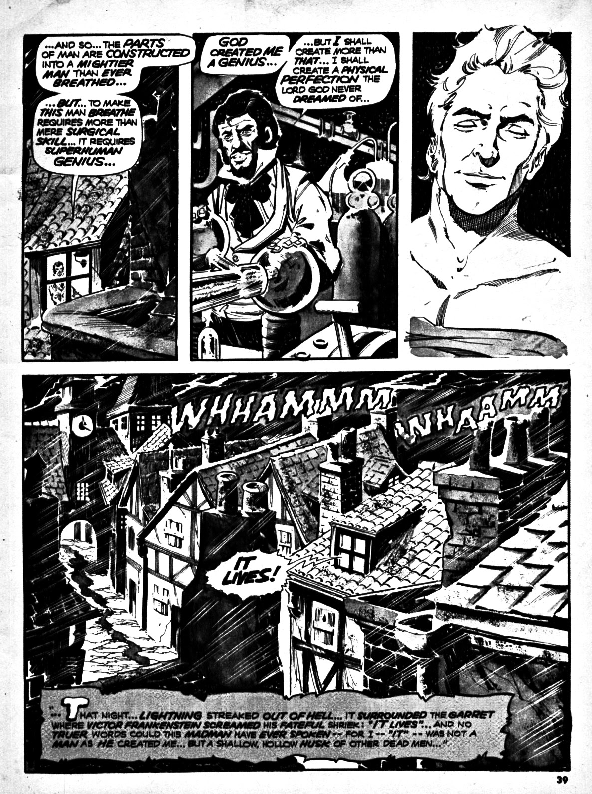Scream (1973) issue 7 - Page 38