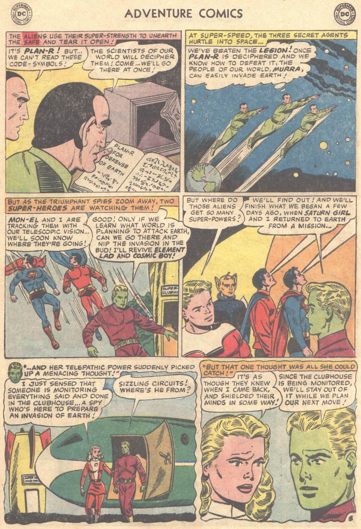 Read online Adventure Comics (1938) comic -  Issue #337 - 17