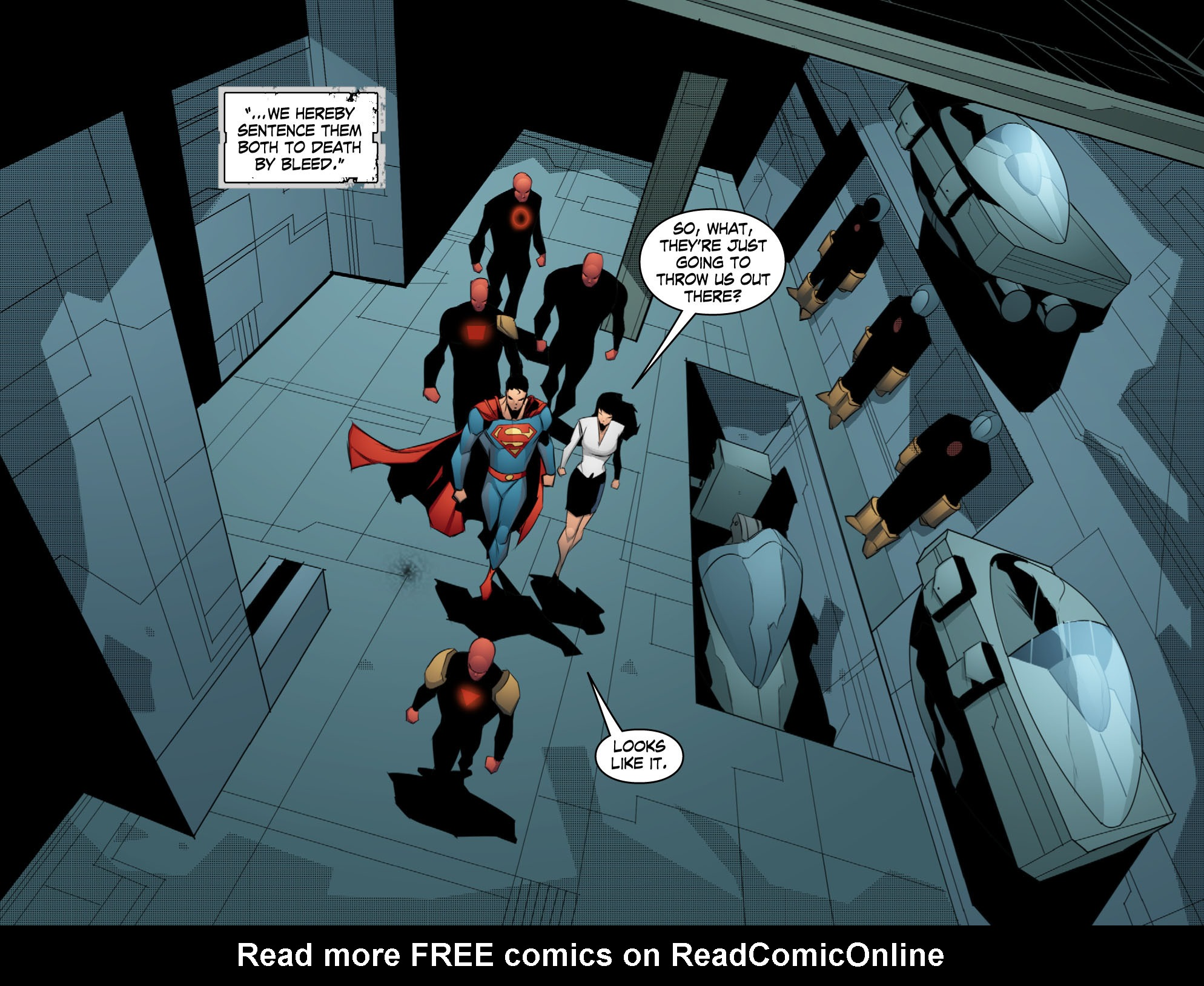 Read online Smallville: Chaos [II] comic -  Issue #10 - 21