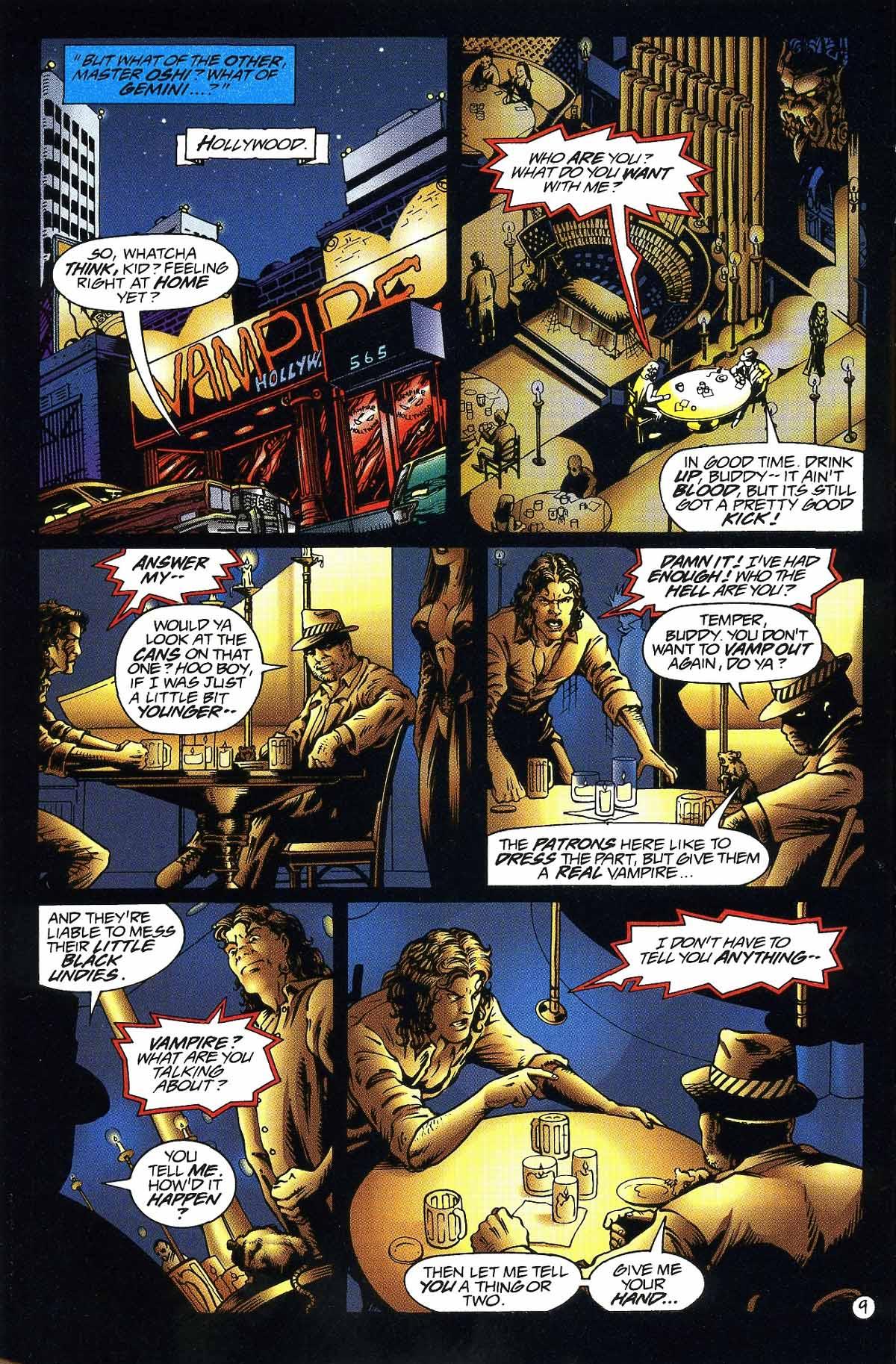 Read online Rune (1994) comic -  Issue #9 - 11