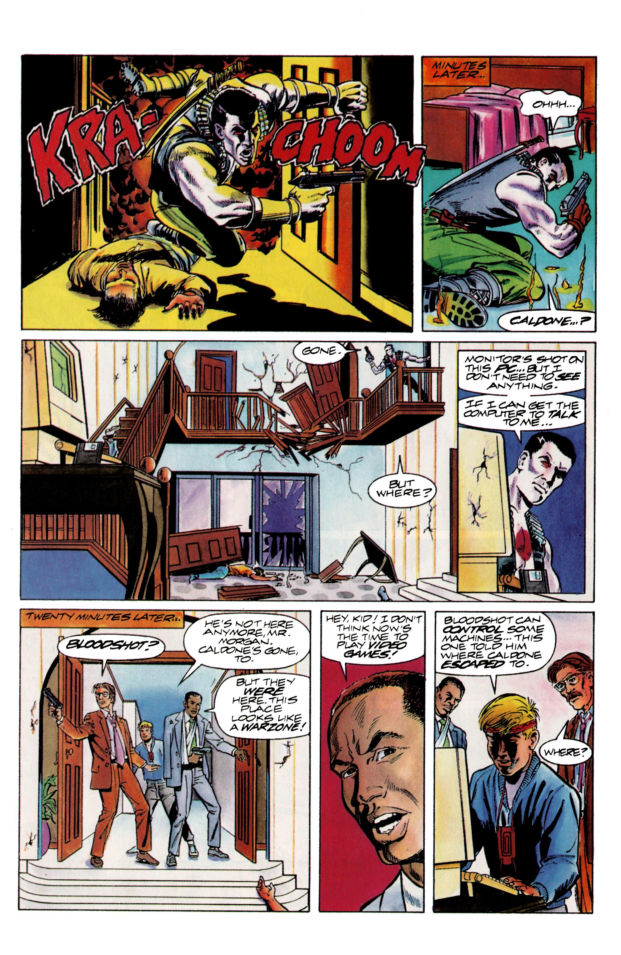 Read online Eternal Warrior (1992) comic -  Issue #14 - 15