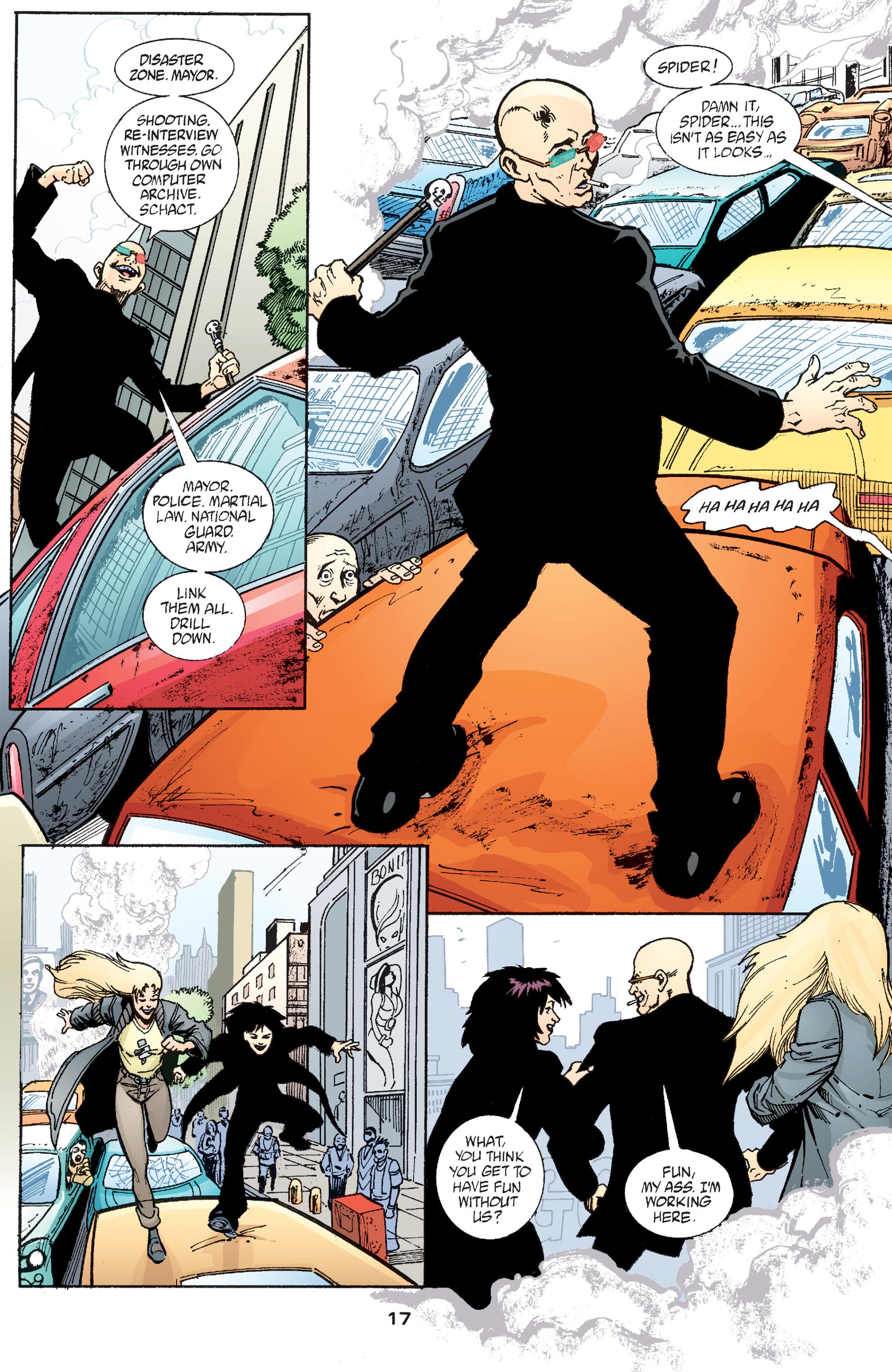 Read online Transmetropolitan comic -  Issue #49 - 18