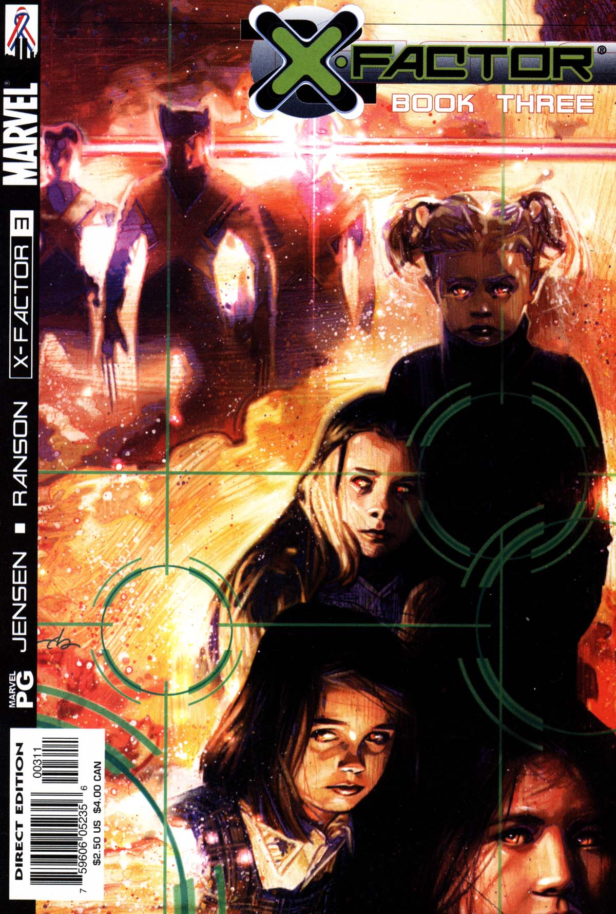 Read online X-Factor (2000) comic -  Issue #3 - 1