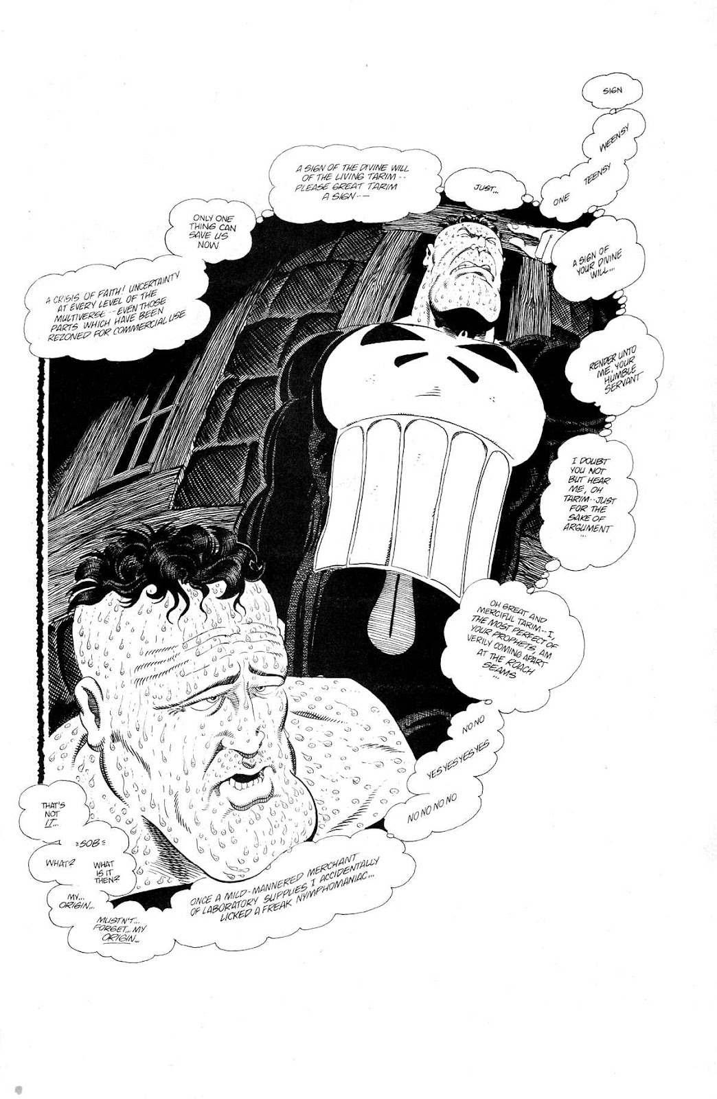 Cerebus Issue #159 #158 - English 19