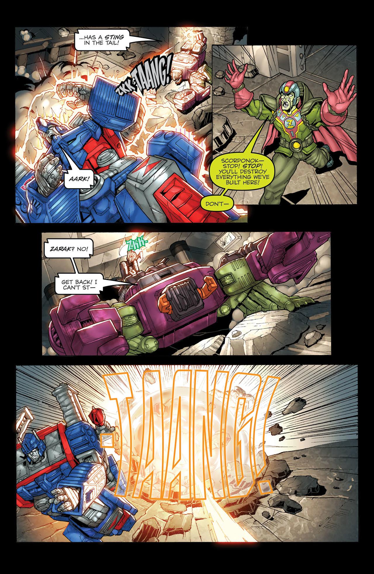 Read online Transformers Spotlight: Ultra Magnus comic -  Issue # Full - 22