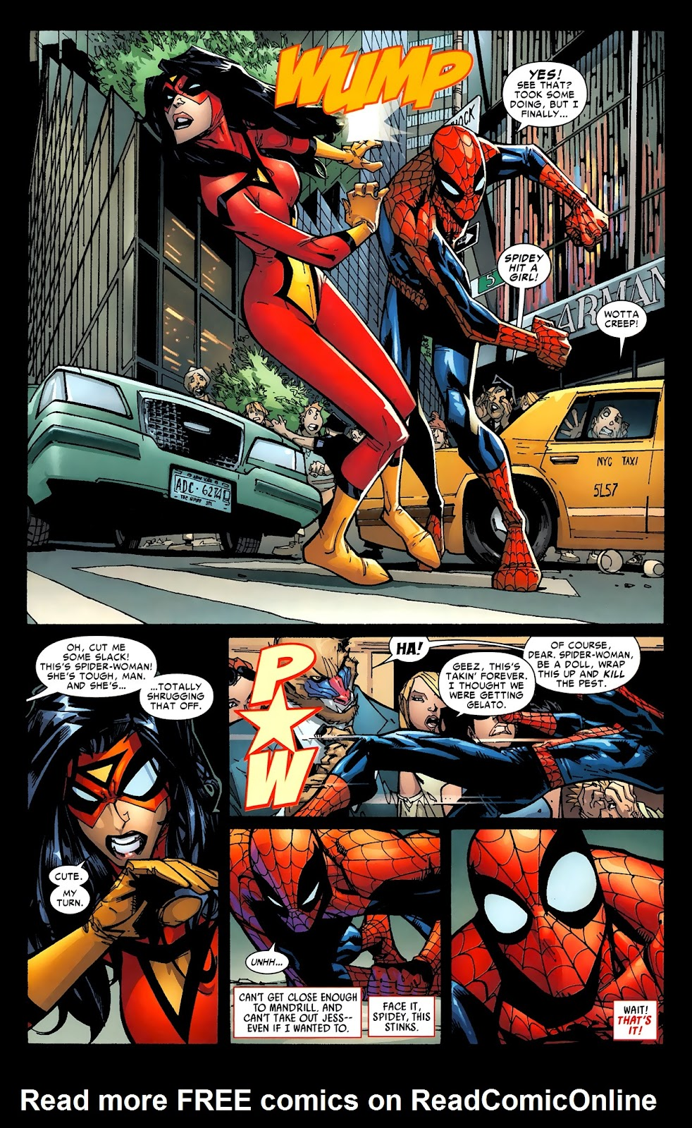 Read online Free Comic Book Day 2011 (Spider-Man) comic -  Issue # Full - 9