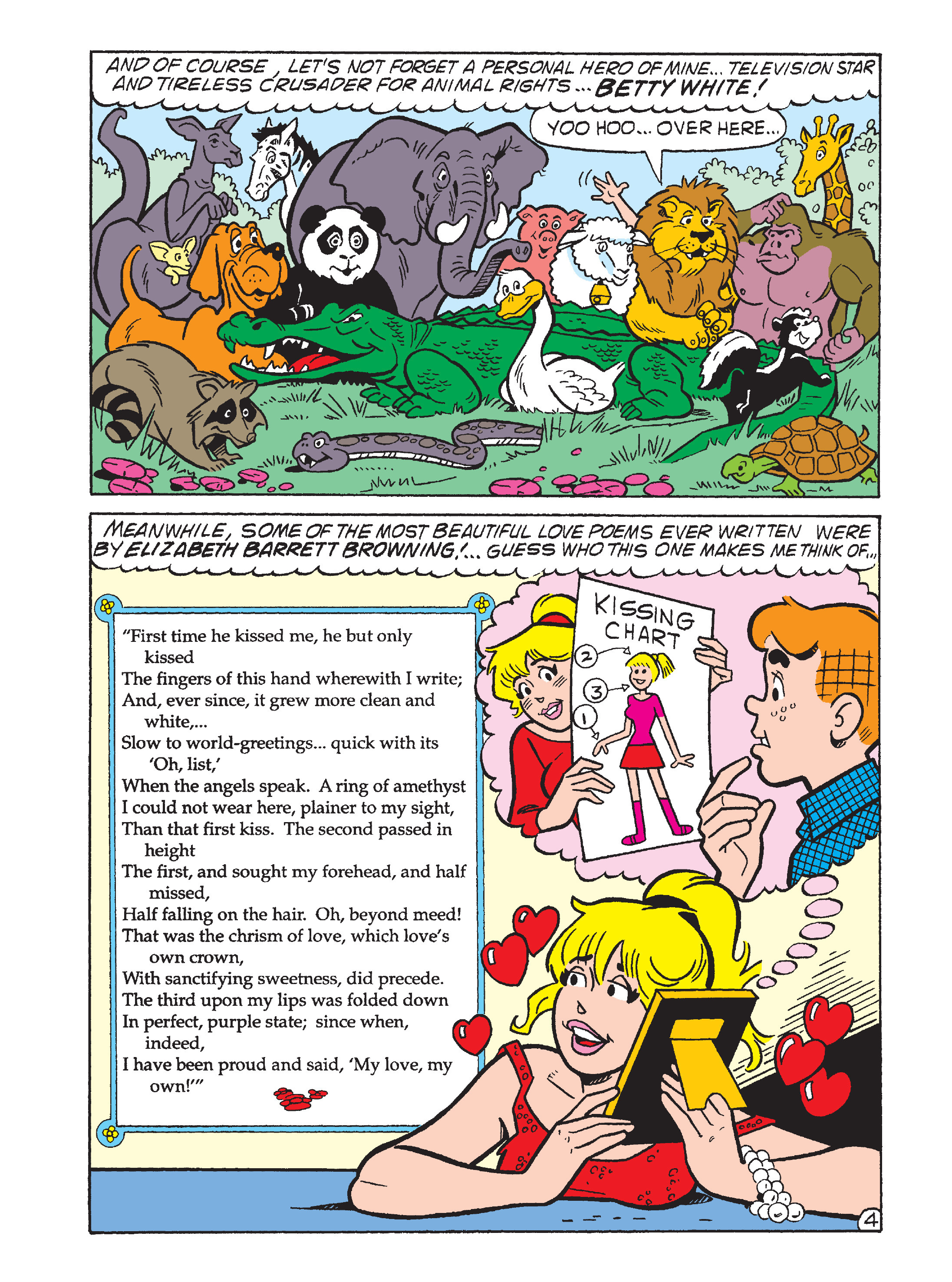 Read online Archie 75th Anniversary Digest comic -  Issue #5 - 61