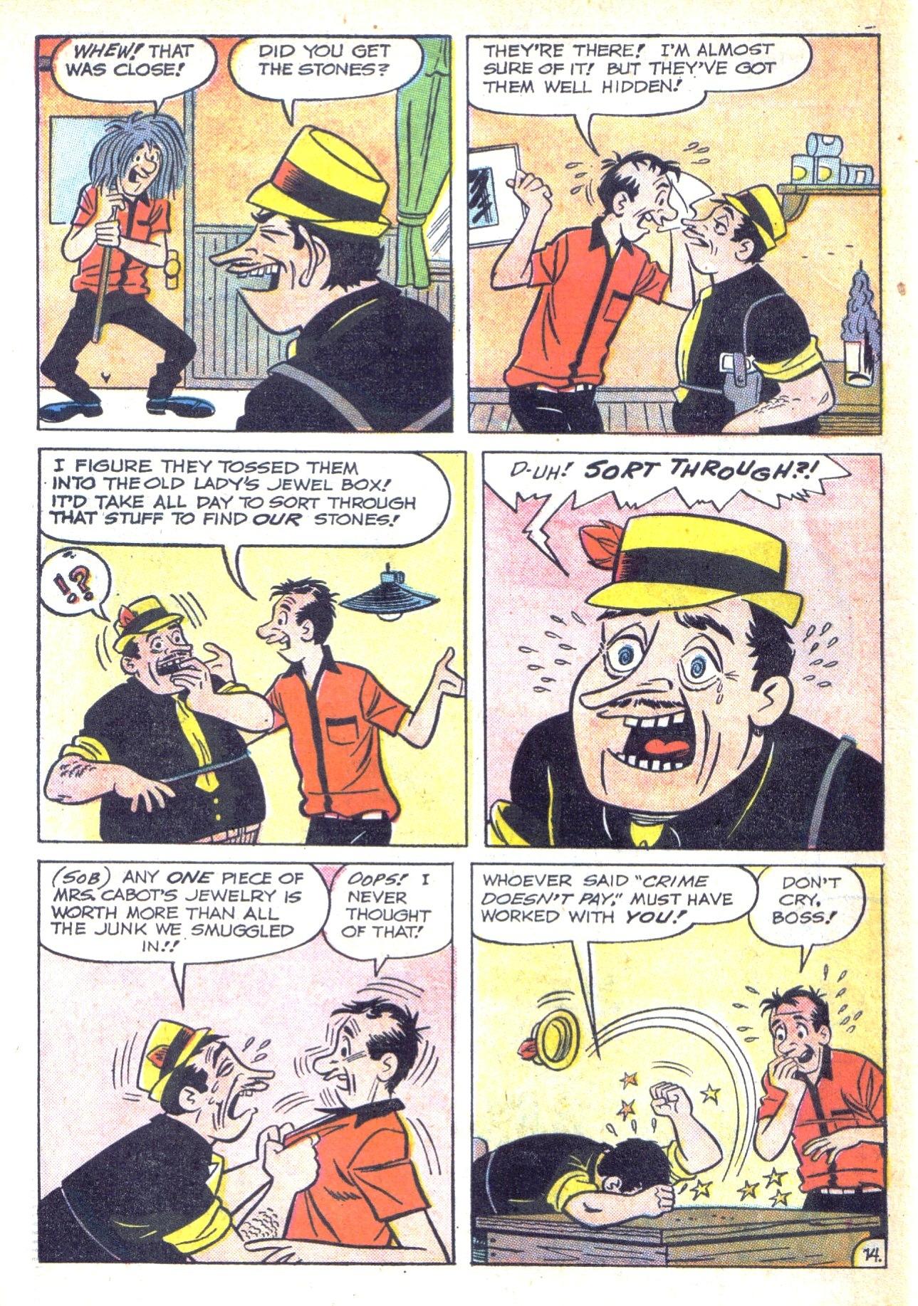 Read online She's Josie comic -  Issue #3 - 18