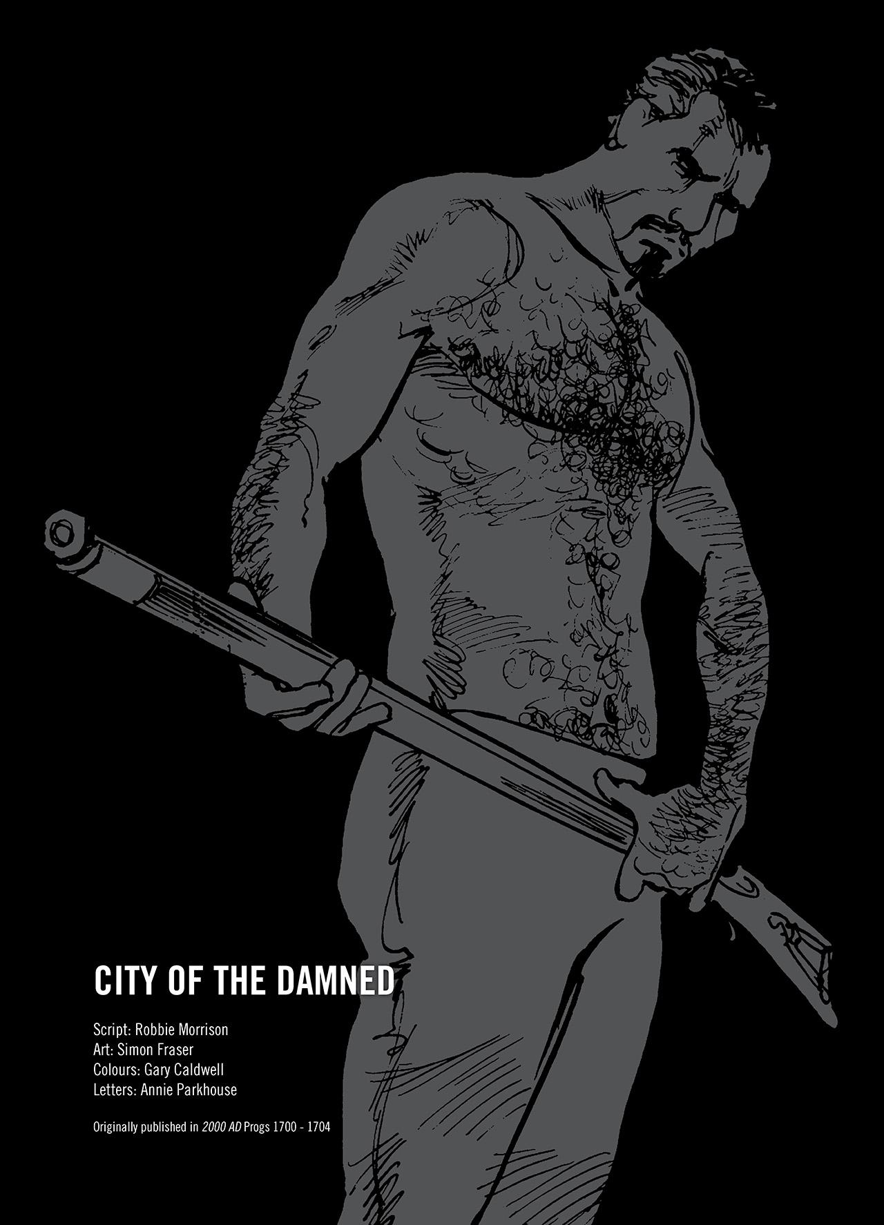 Read online Nikolai Dante comic -  Issue # TPB 10 - 128