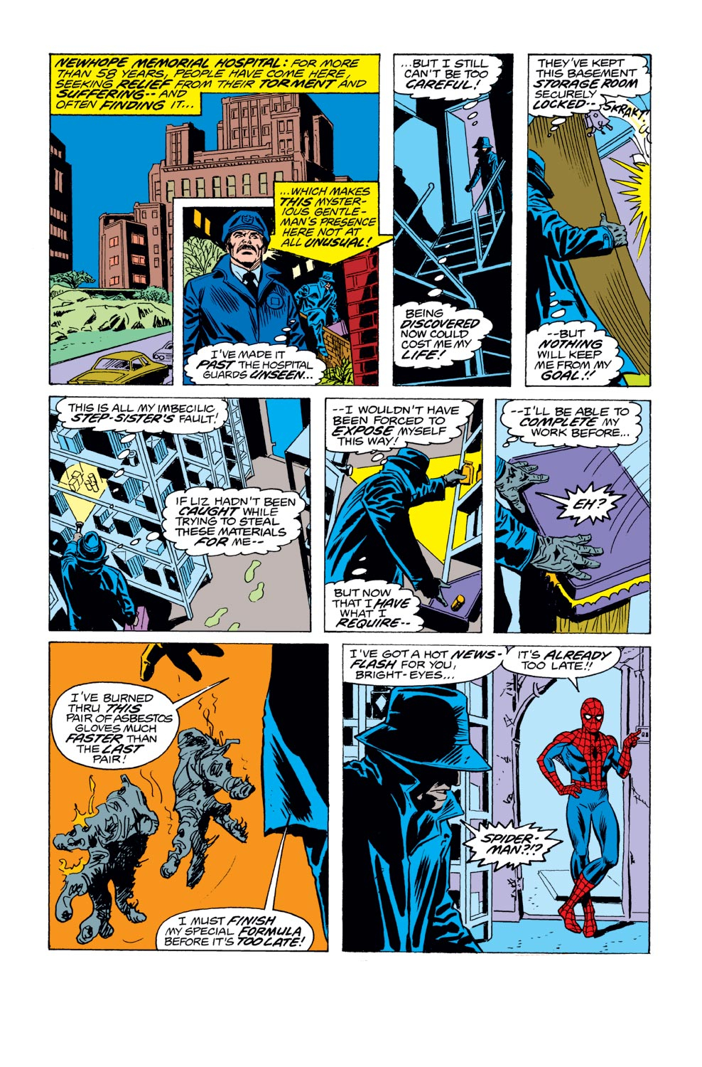 The Amazing Spider-Man (1963) 172 Page 13