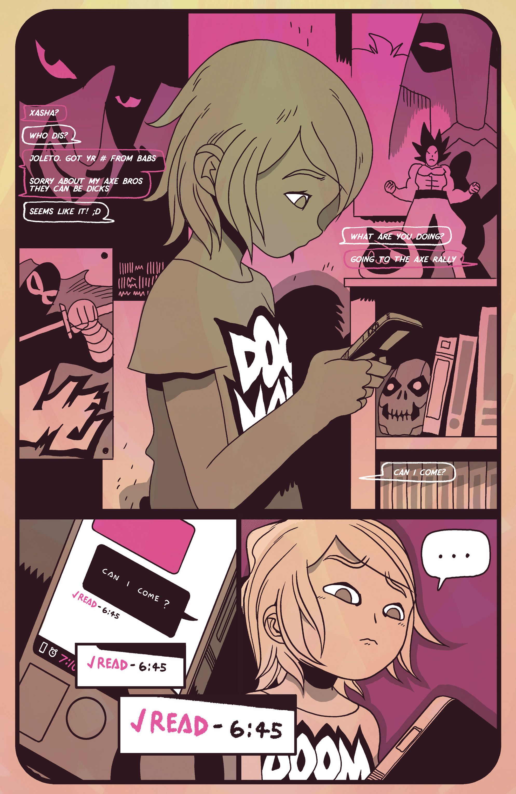 Read online Sun Bakery comic -  Issue #3 - 27