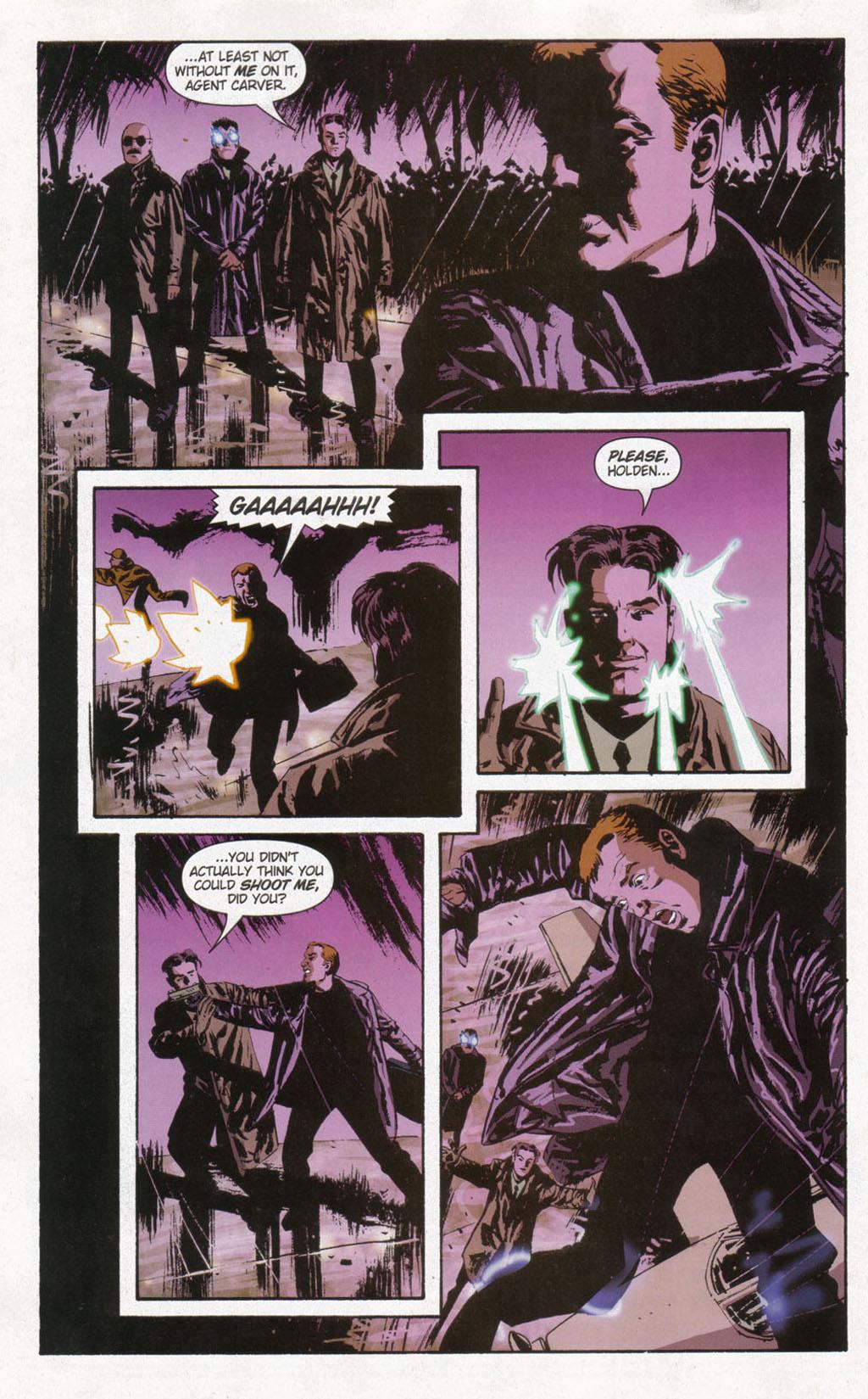 Read online Sleeper comic -  Issue #12 - 9