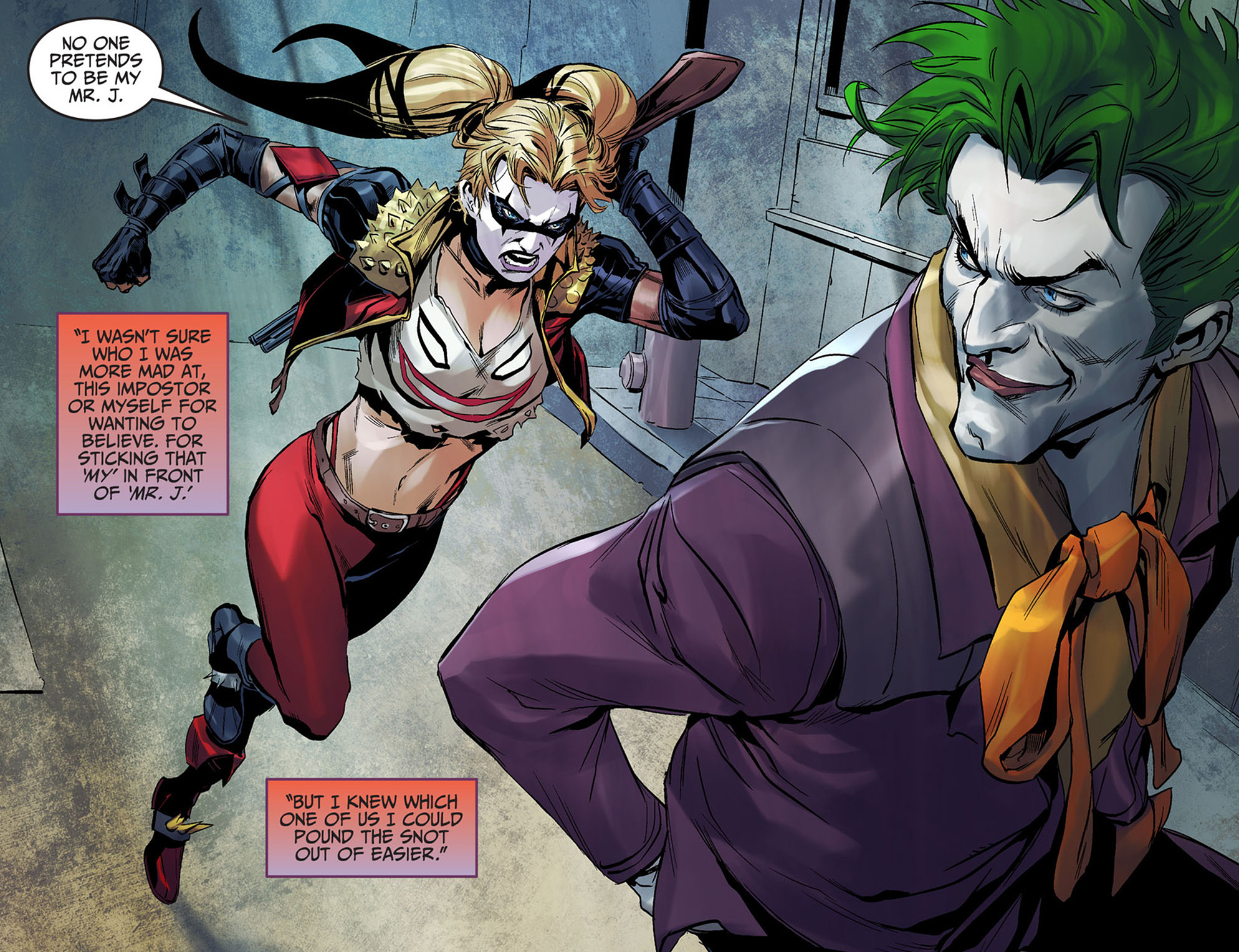 Read online Injustice: Ground Zero comic -  Issue #5 - 9
