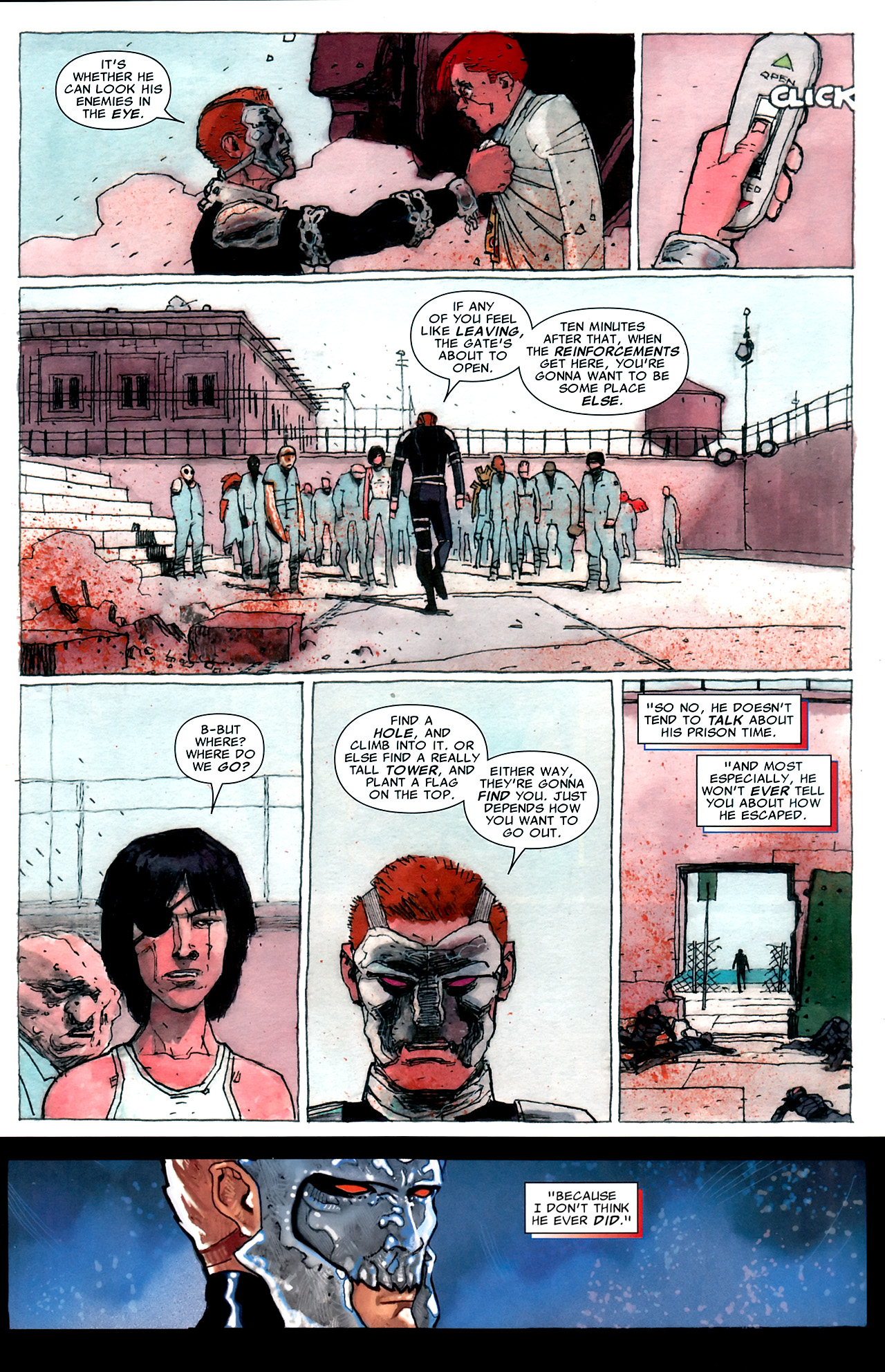 Read online Age of X: Alpha comic -  Issue #Age of X: Alpha Full - 16