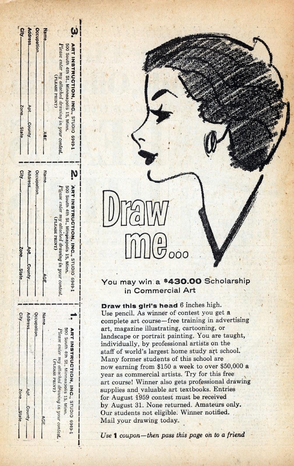 Love Romances (1949) issue 83 - Page 34