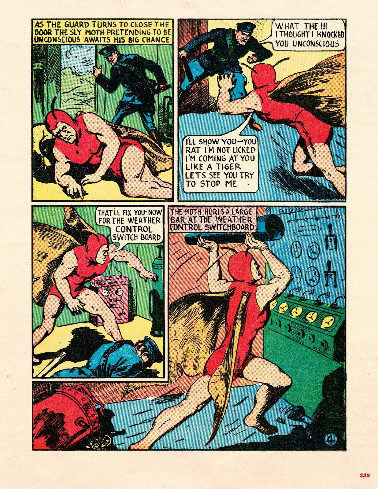 Read online Super Weird Heroes comic -  Issue # TPB 1 (Part 3) - 25