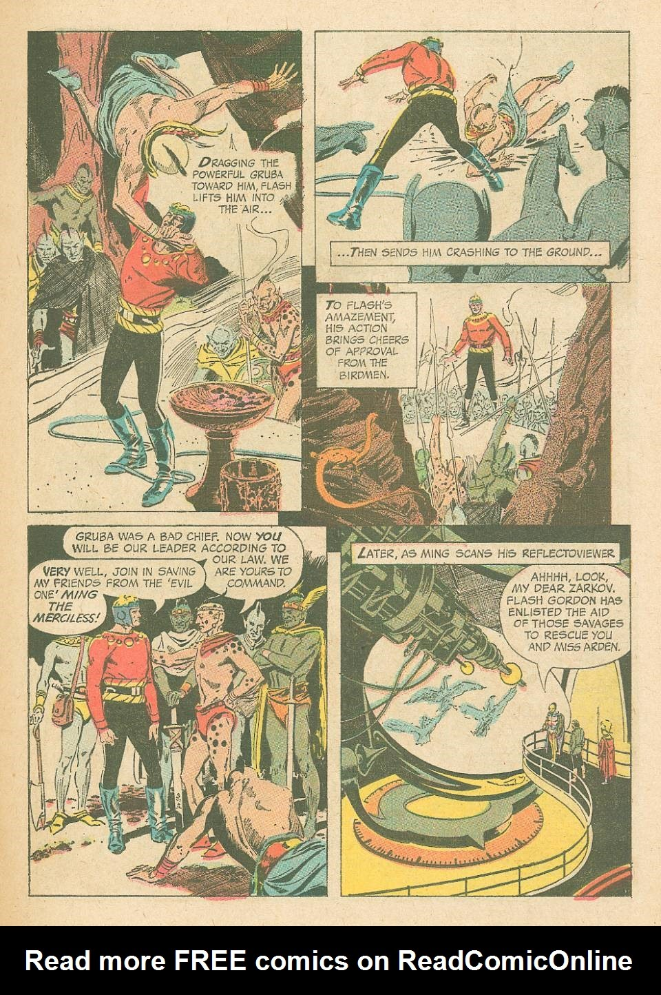Flash Gordon (1966) issue 4 - Page 11