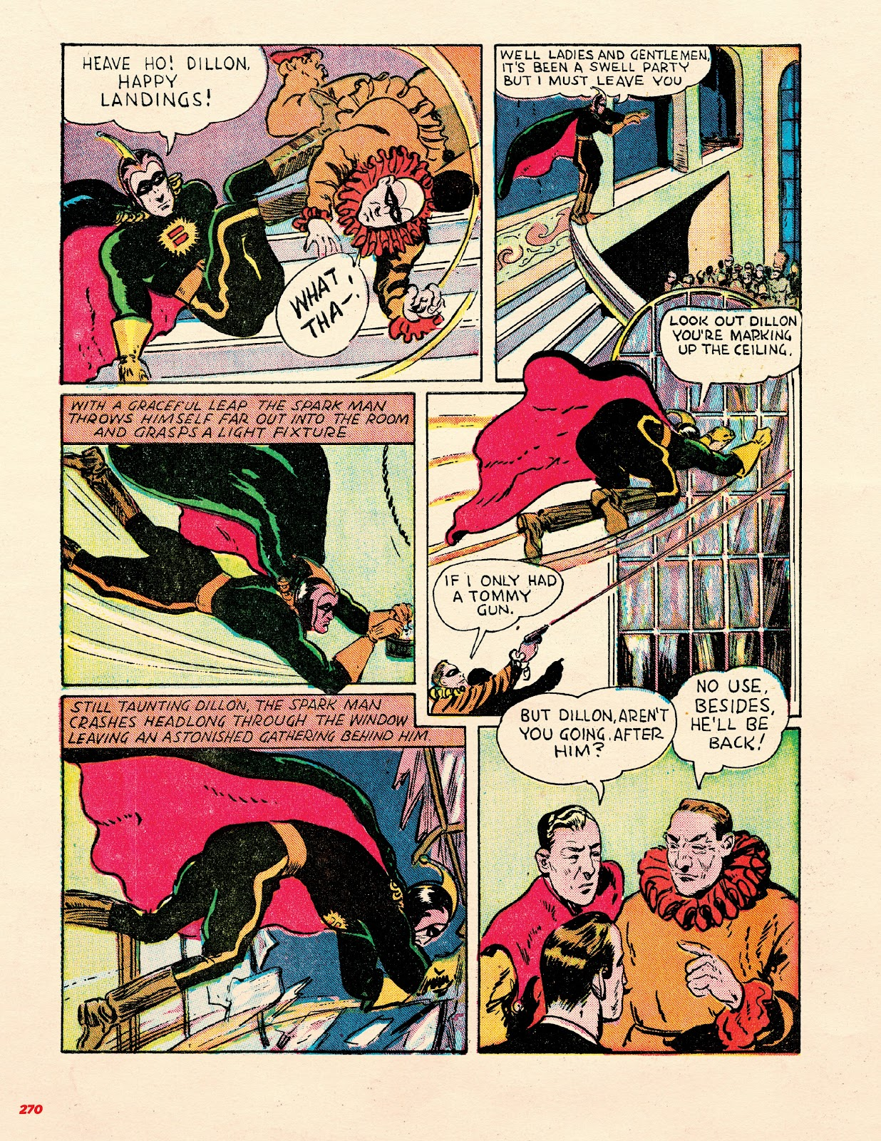 Read online Super Weird Heroes comic -  Issue # TPB 2 (Part 3) - 70