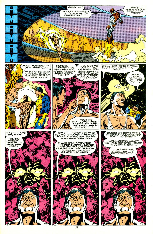 Read online Alpha Flight (1983) comic -  Issue #89 - 23