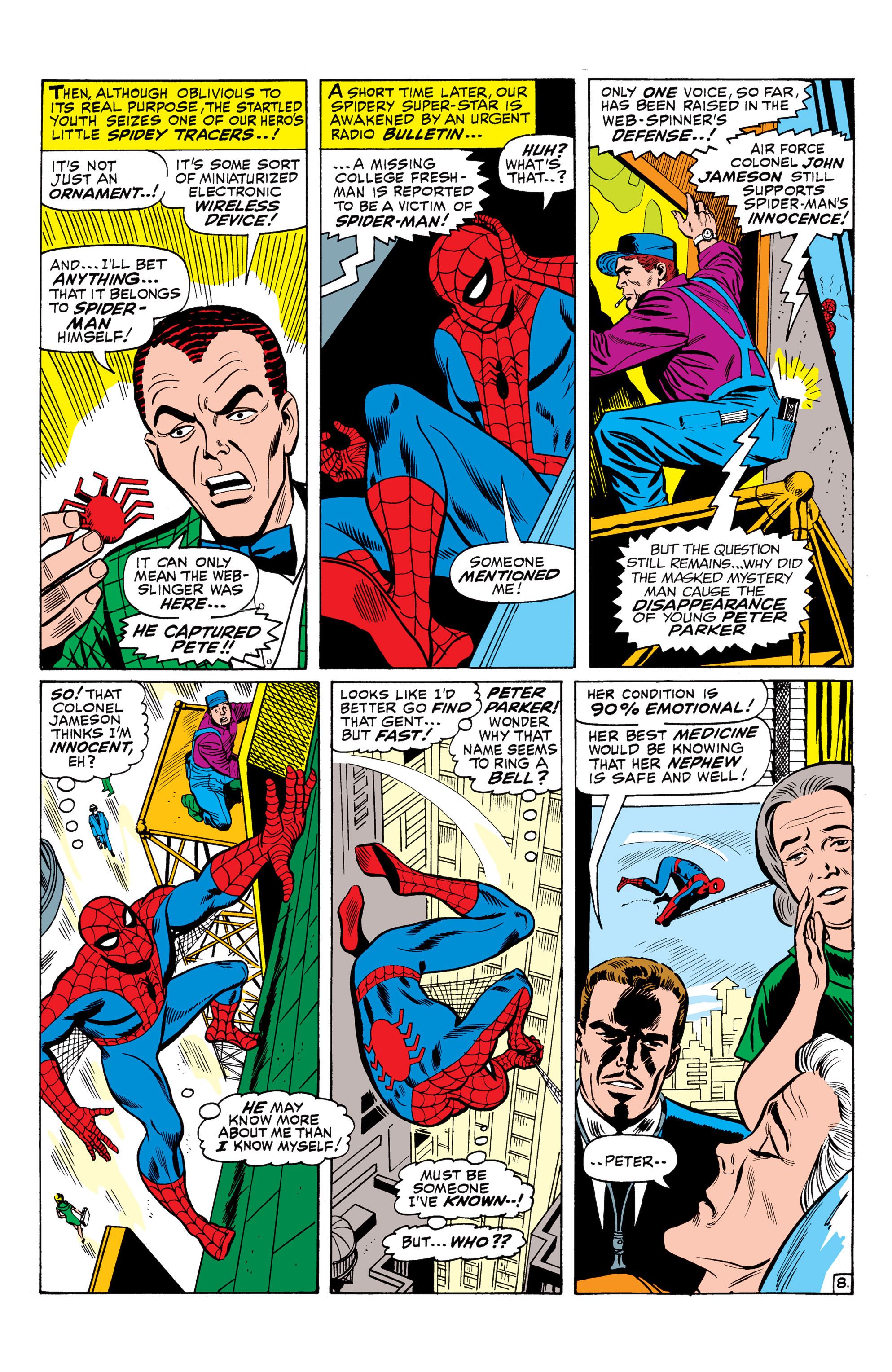 The Amazing Spider-Man (1963) 57 Page 8