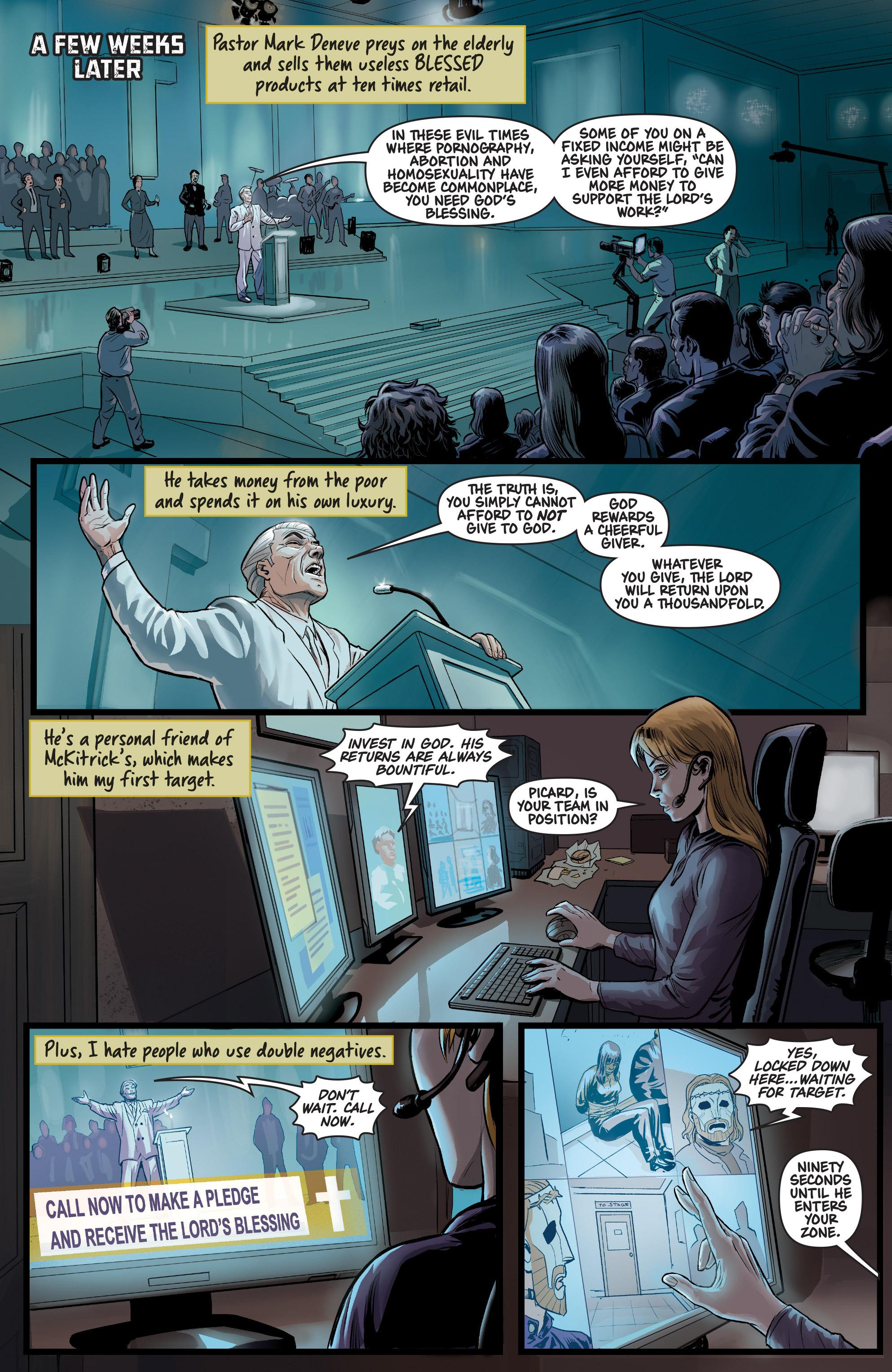 Read online Samaritan: Vertias comic -  Issue #1 - 13