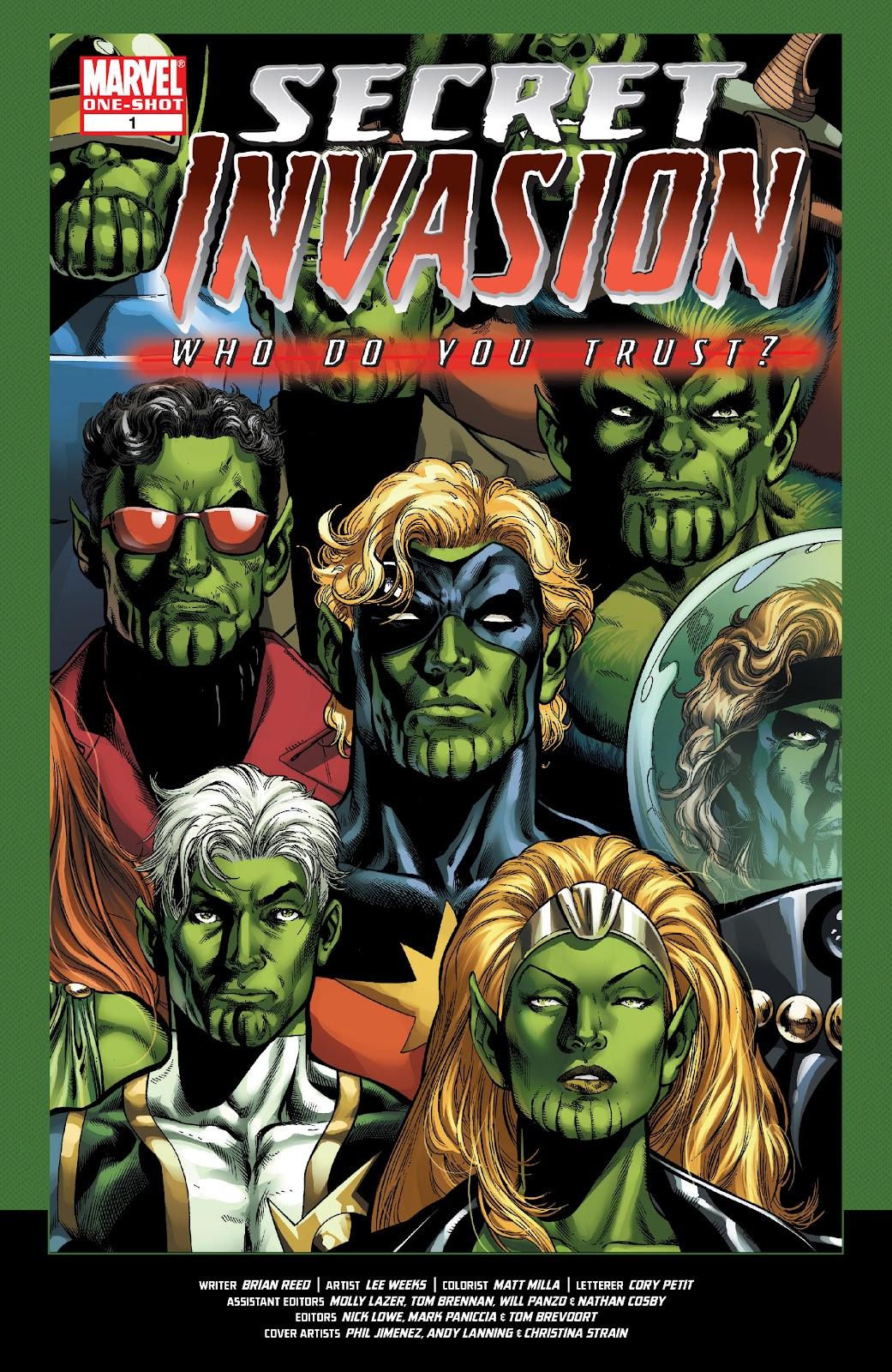 Read online Secret Invasion: Rise of the Skrulls comic -  Issue # TPB (Part 4) - 72