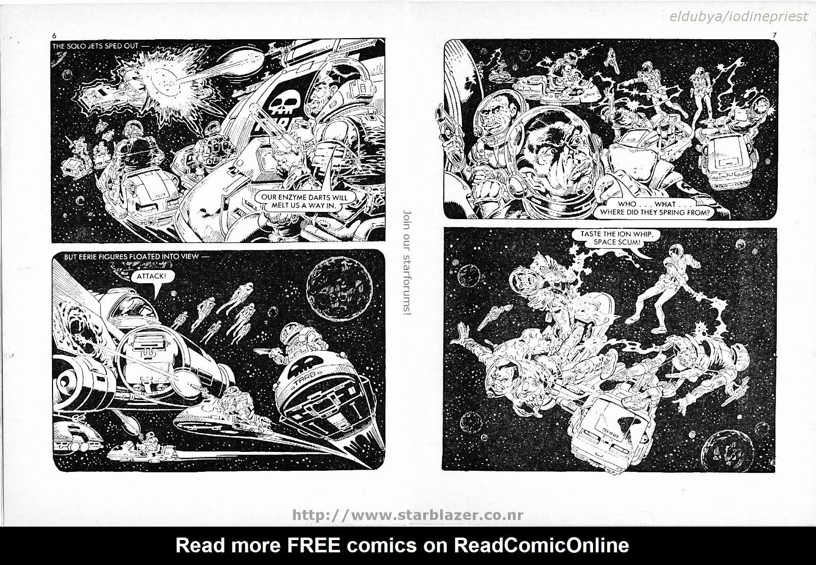 Starblazer issue 155 - Page 5