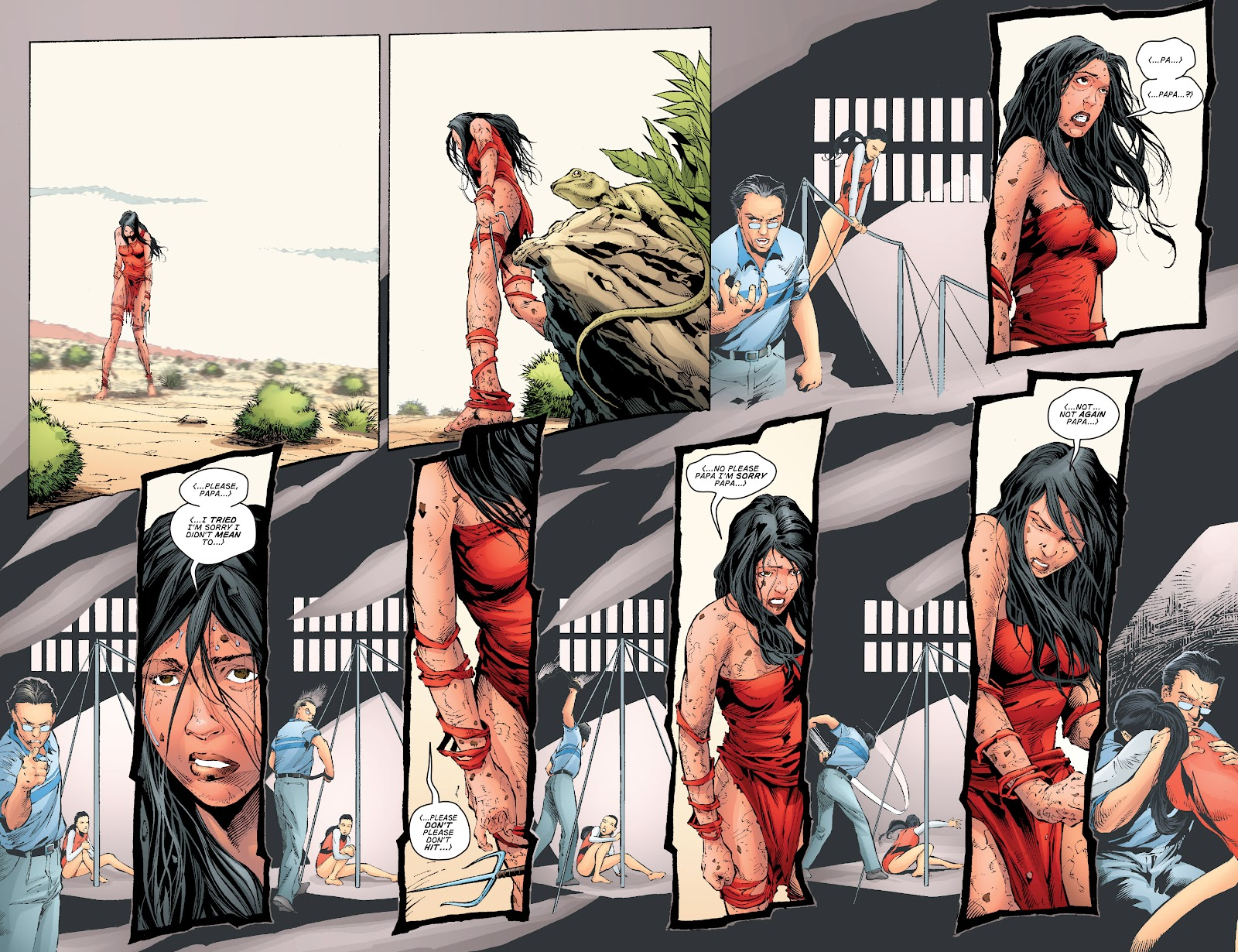 Read online Elektra (2001) comic -  Issue # _TPB Elektra by Greg Rucka Ultimate Collection (Part 2) - 69