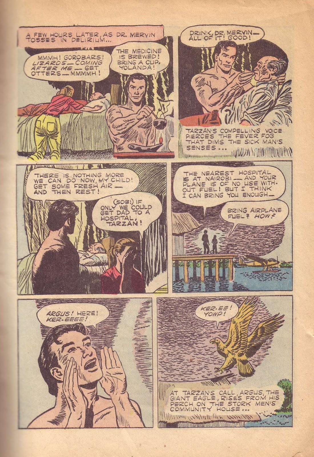 Tarzan (1948) issue 50 - Page 5