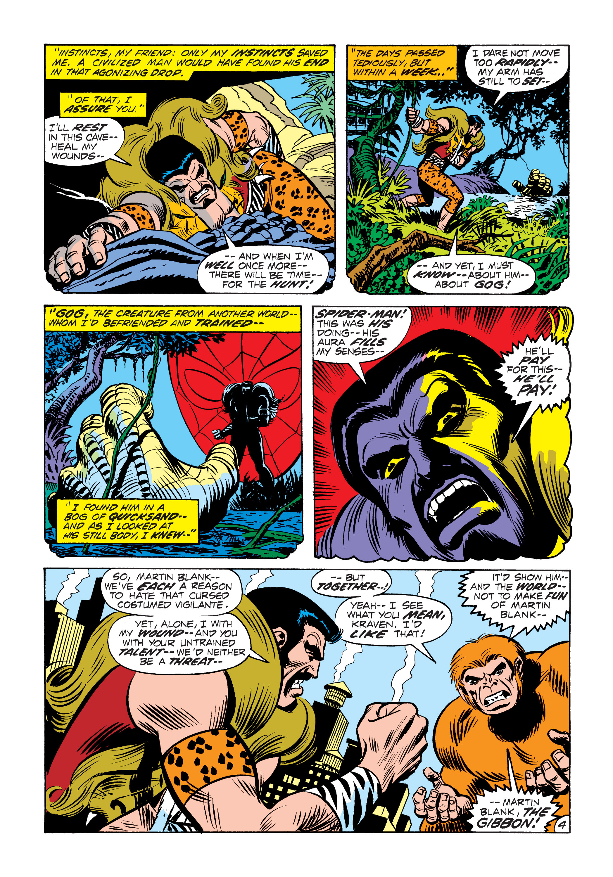 The Amazing Spider-Man (1963) 111 Page 4
