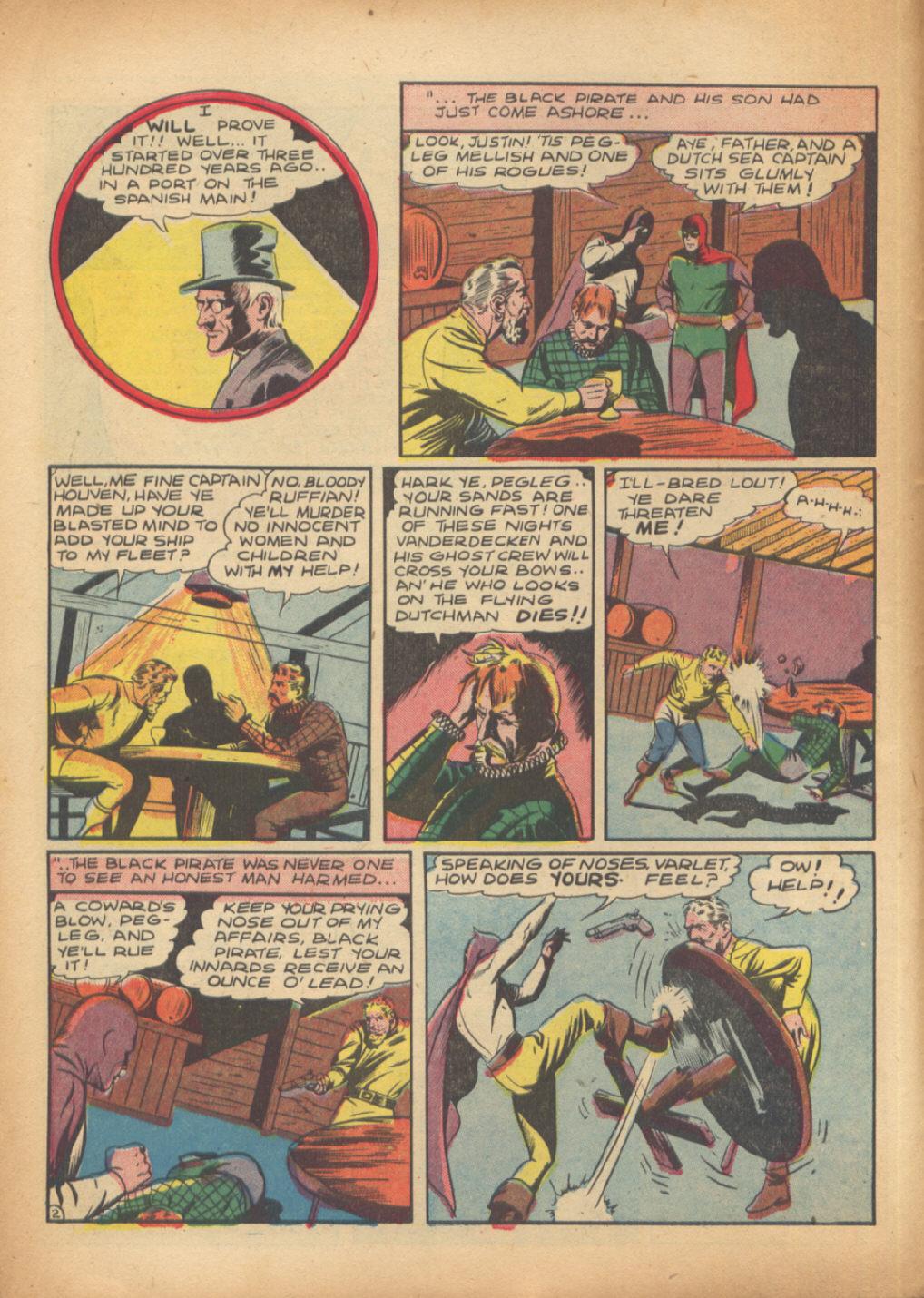 Read online Sensation (Mystery) Comics comic -  Issue #24 - 18