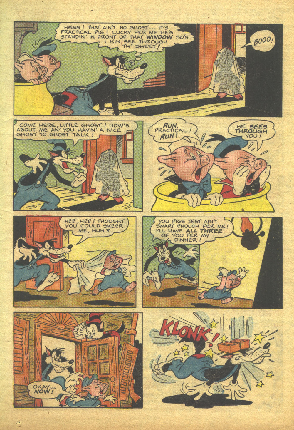 Walt Disney's Comics and Stories issue 103 - Page 19