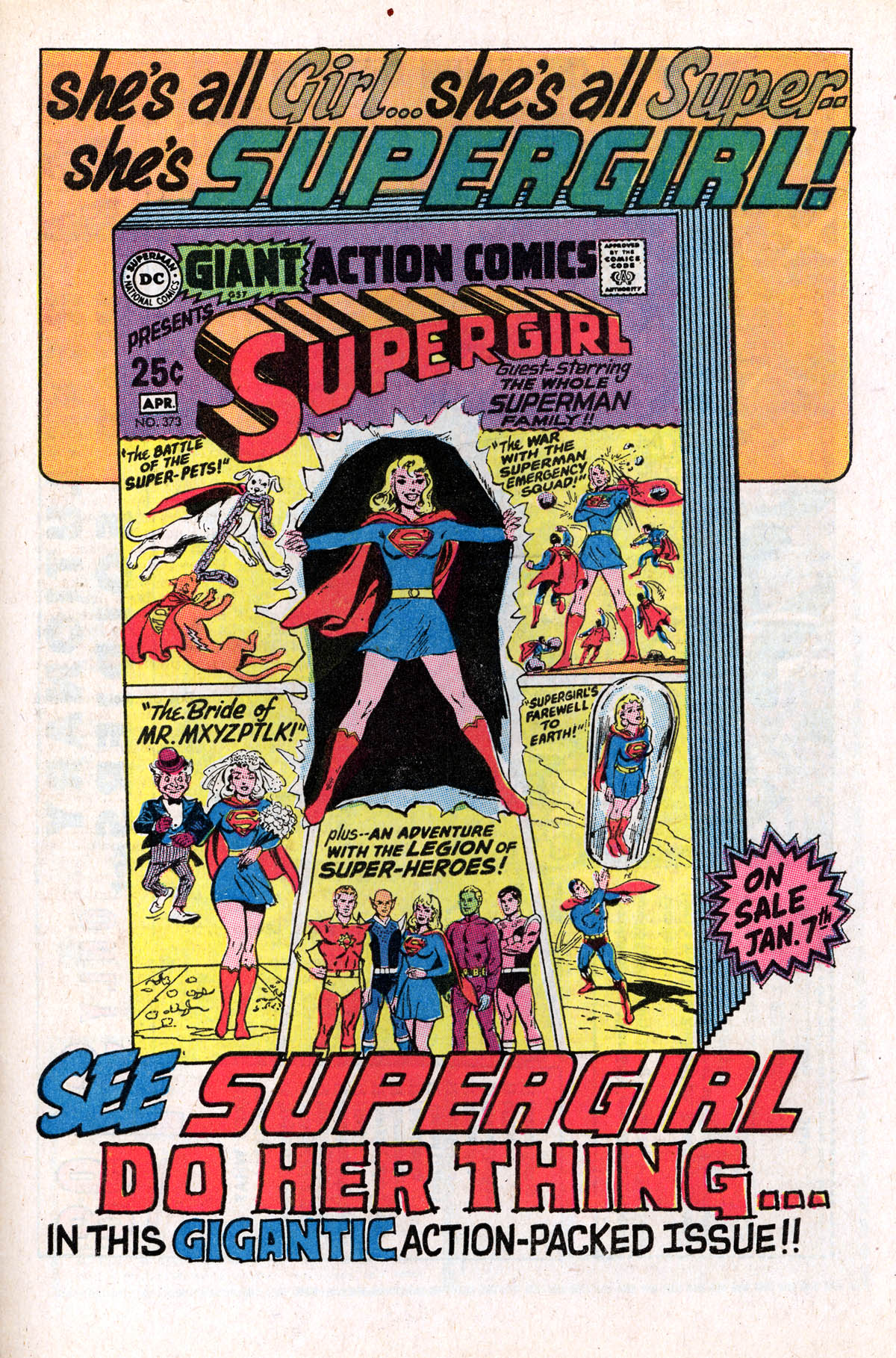 Read online Adventure Comics (1938) comic -  Issue #378 - 33