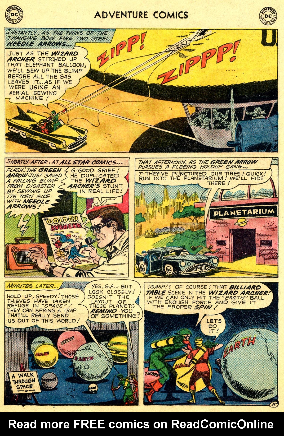 Read online Adventure Comics (1938) comic -  Issue #269 - 21