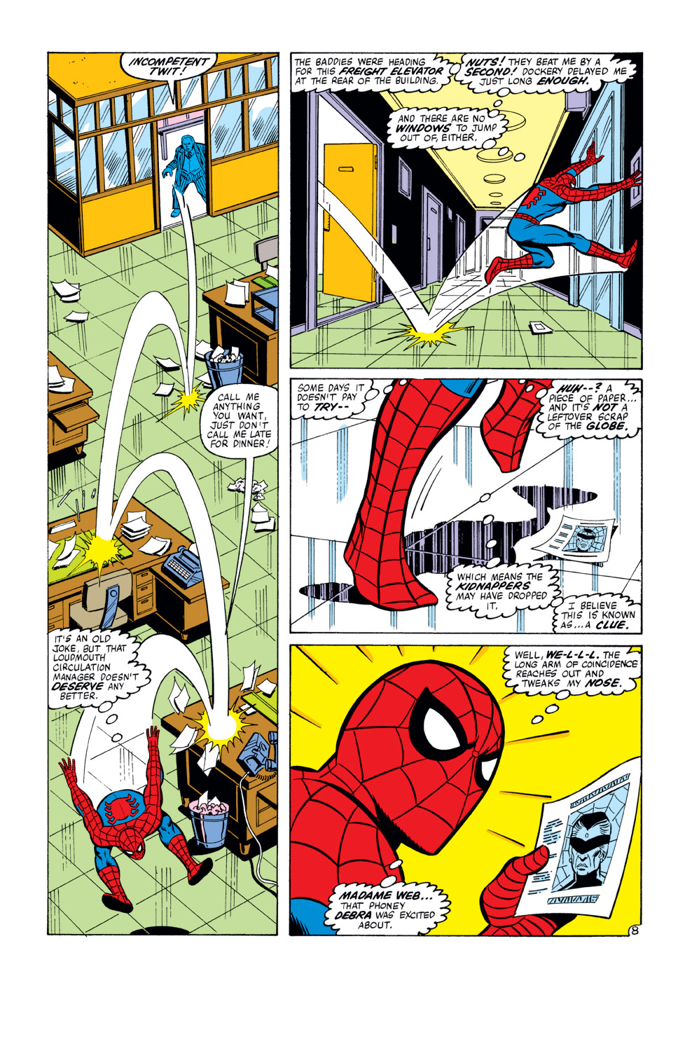 The Amazing Spider-Man (1963) 210 Page 8