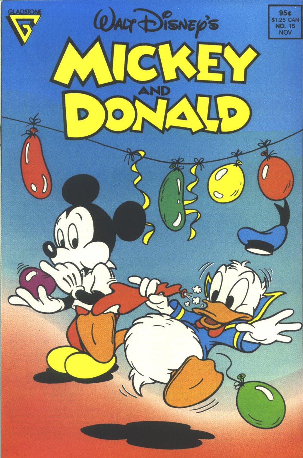 Walt Disneys Mickey and Donald issue 15 - Page 1