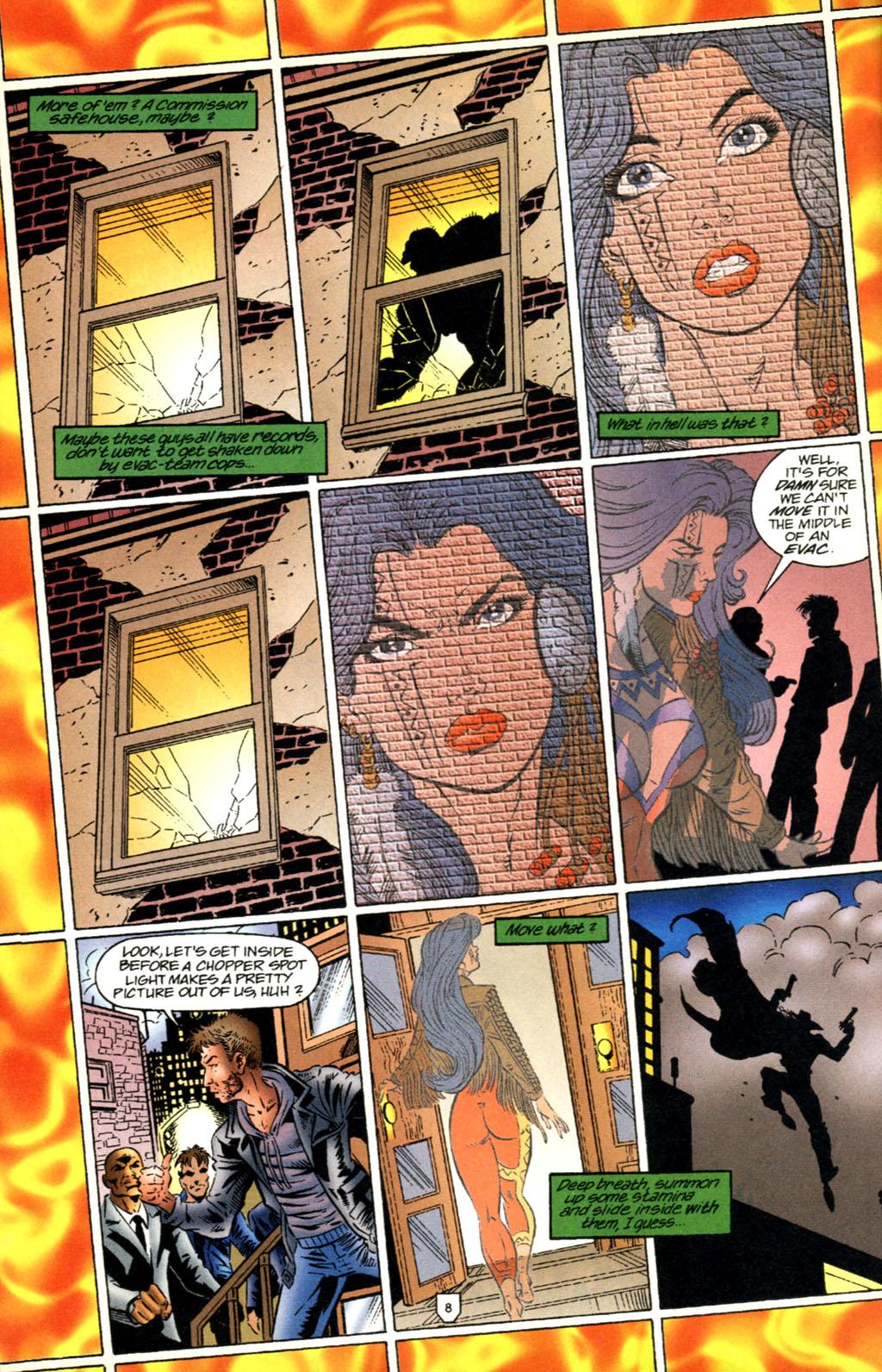 Read online UltraForce (1995) comic -  Issue #2 - 9