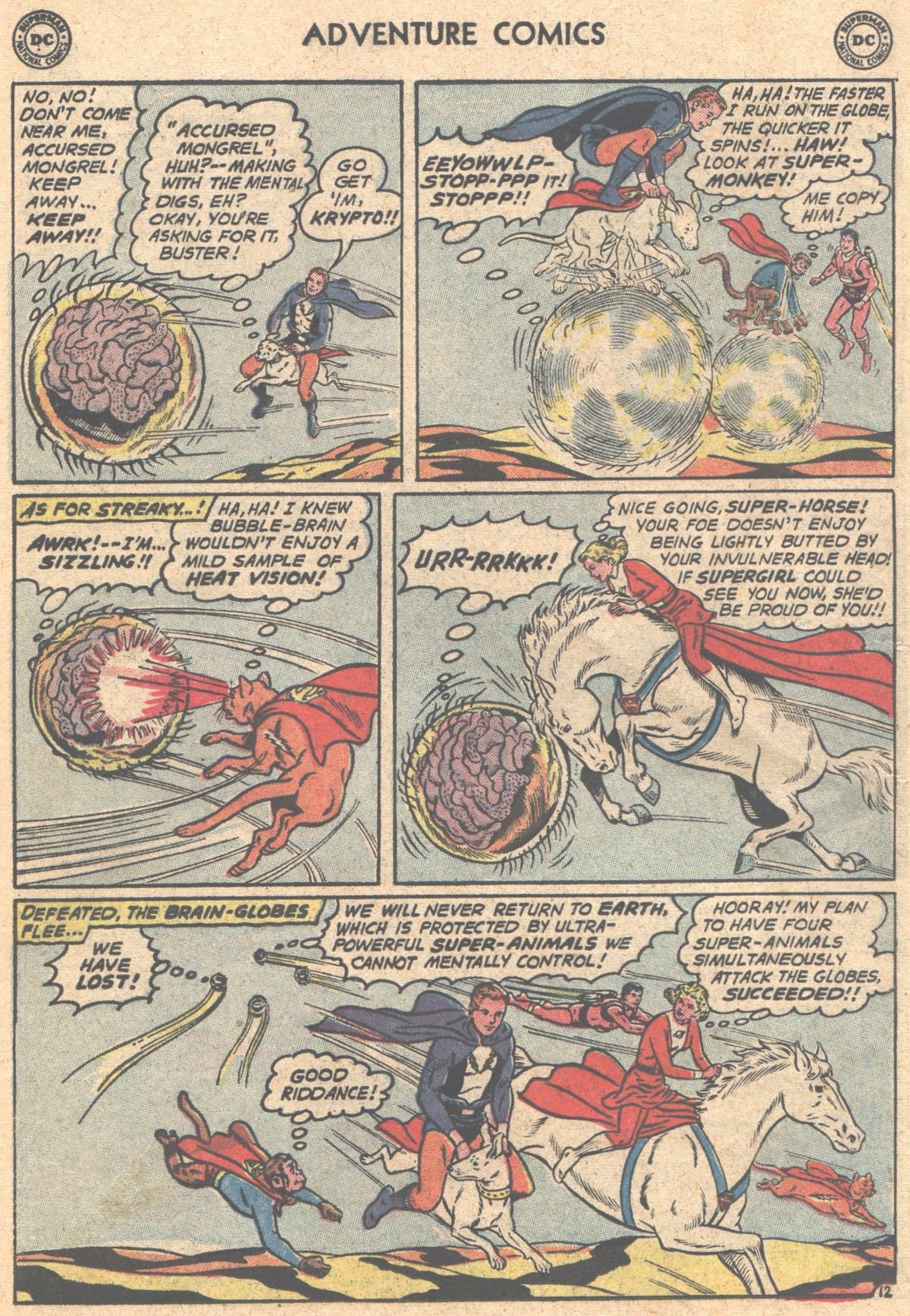 Read online Adventure Comics (1938) comic -  Issue #293 - 14
