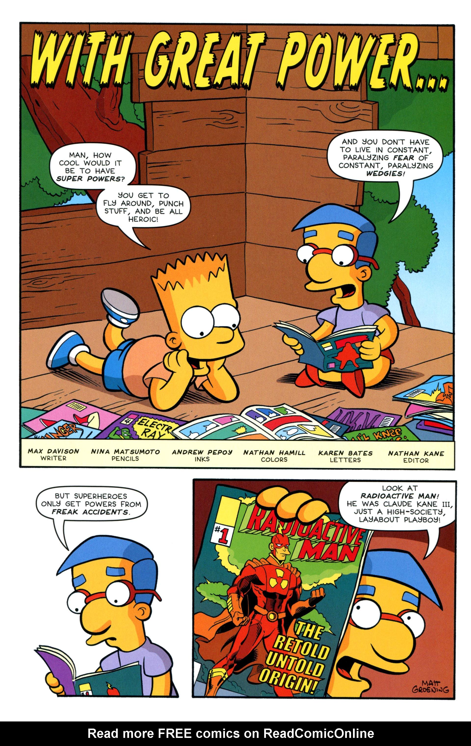 Read online Simpsons Comics Presents Bart Simpson comic -  Issue #86 - 19