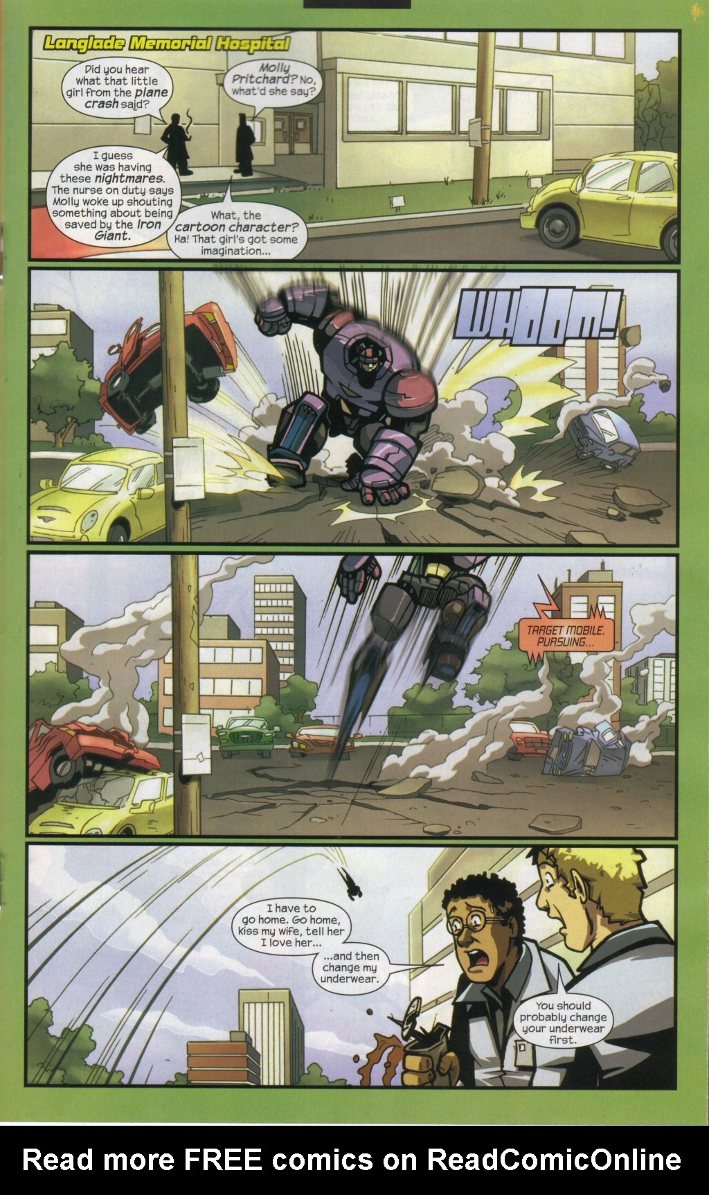 Read online Sentinel comic -  Issue #11 - 12