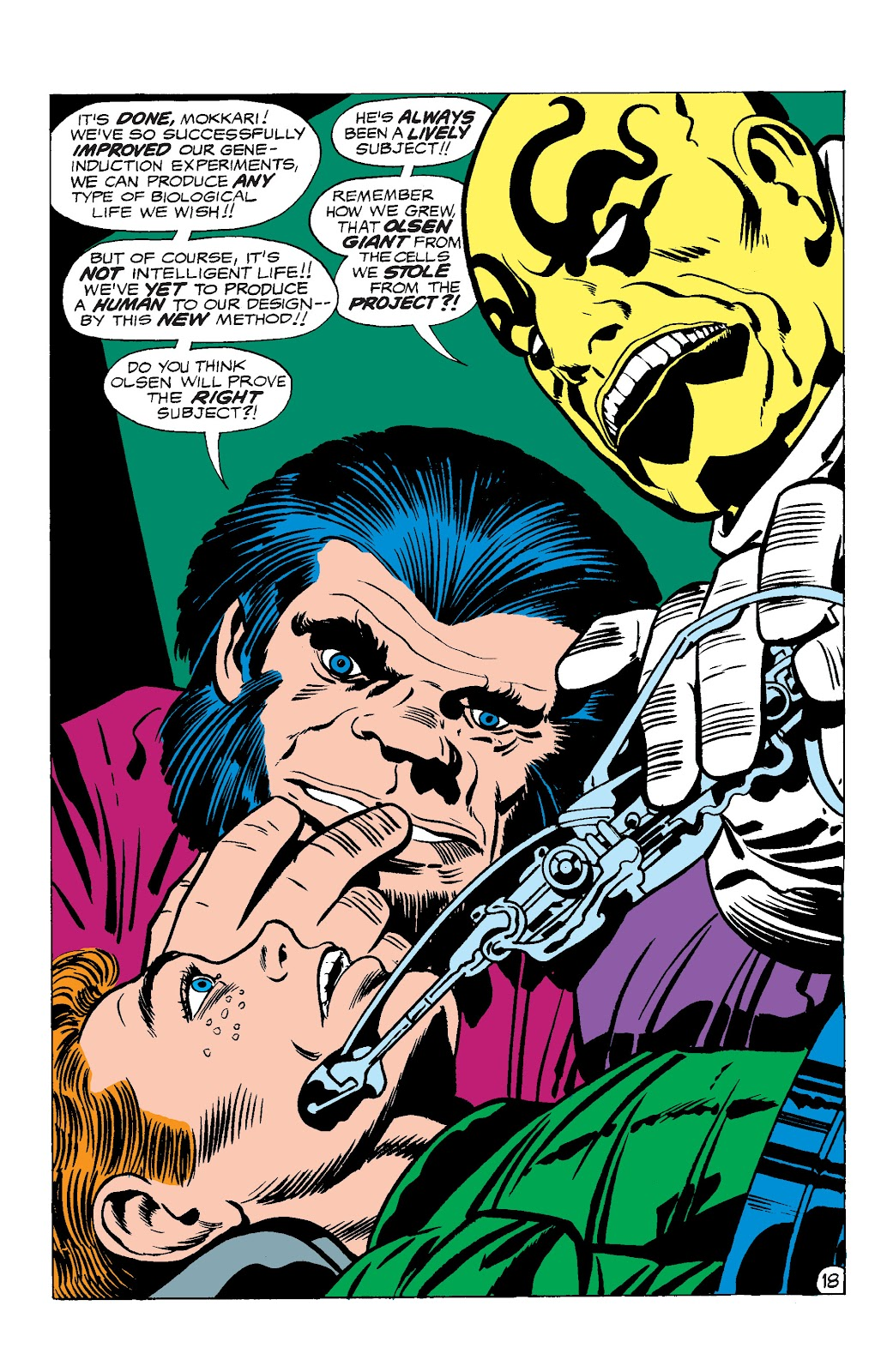Read online Superman's Pal, Jimmy Olsen by Jack Kirby comic -  Issue # TPB (Part 3) - 80