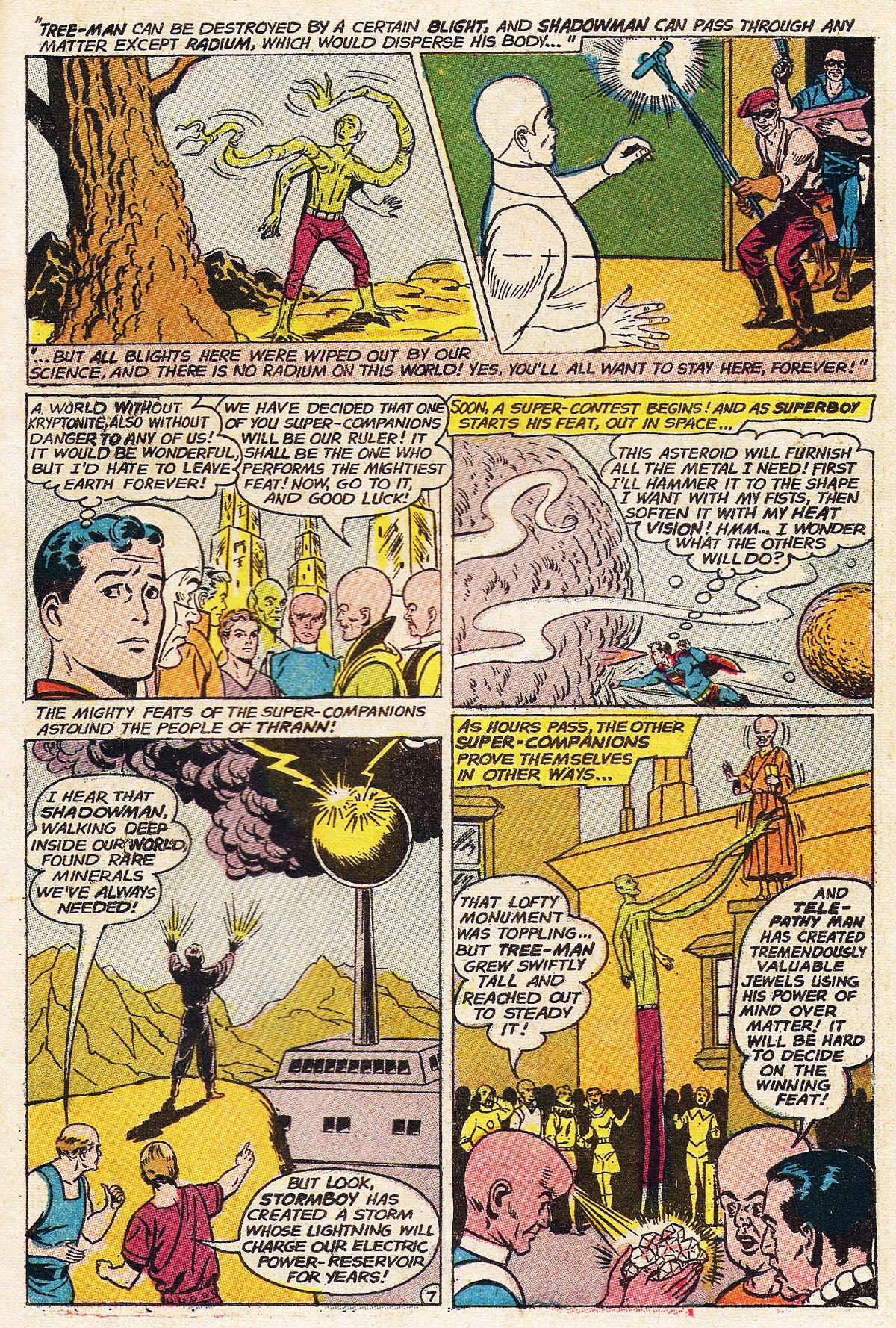 Read online Adventure Comics (1938) comic -  Issue #371 - 23