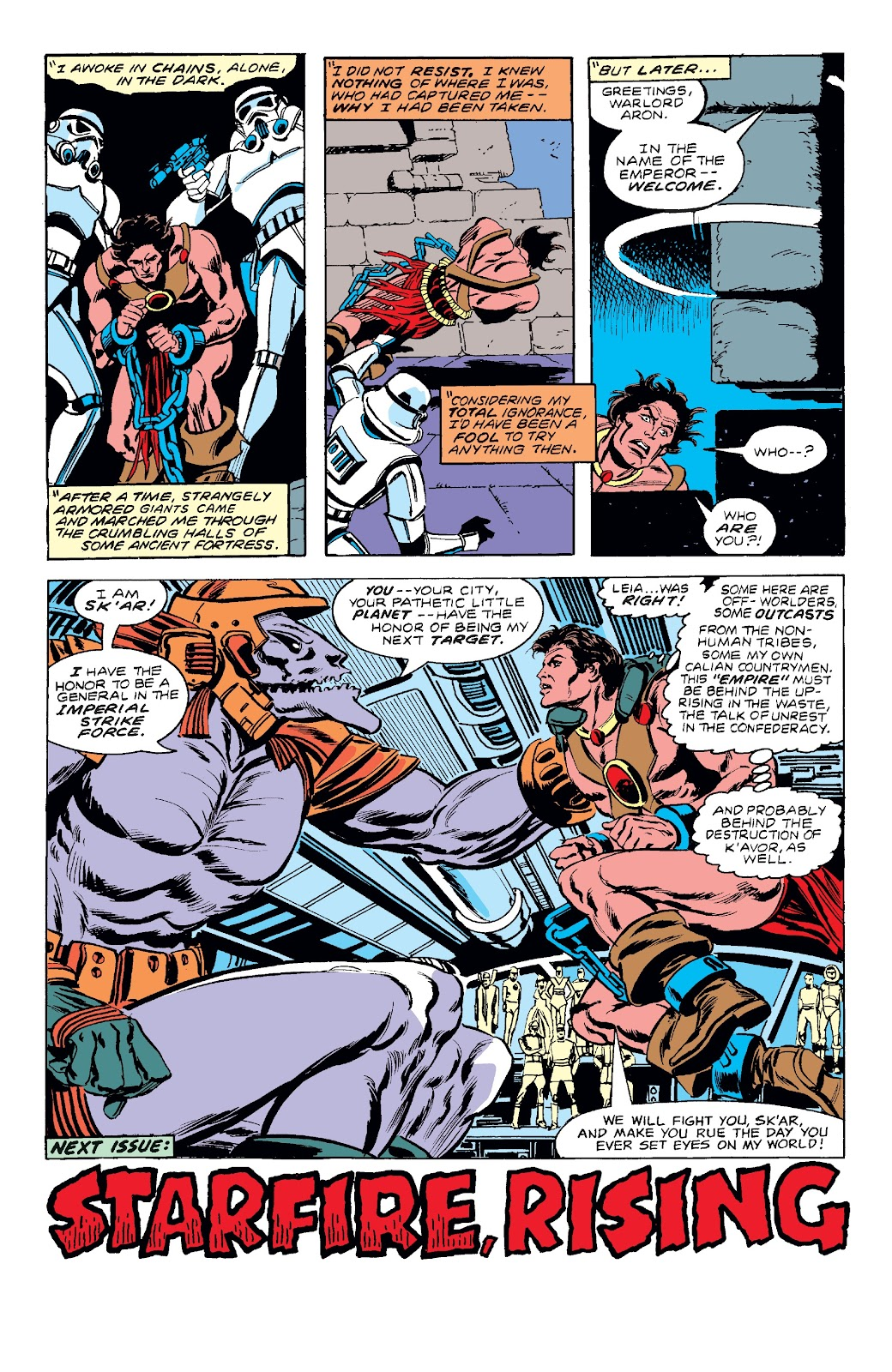 Read online Star Wars Legends: The Original Marvel Years - Epic Collection comic -  Issue # TPB 3 (Part 4) - 33