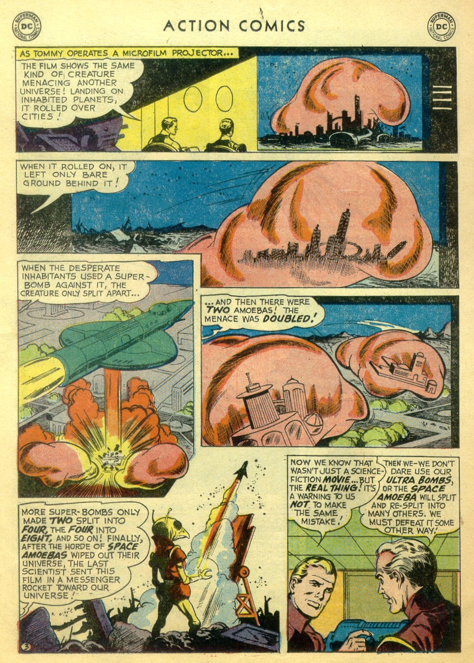 Read online Action Comics (1938) comic -  Issue #251 - 28