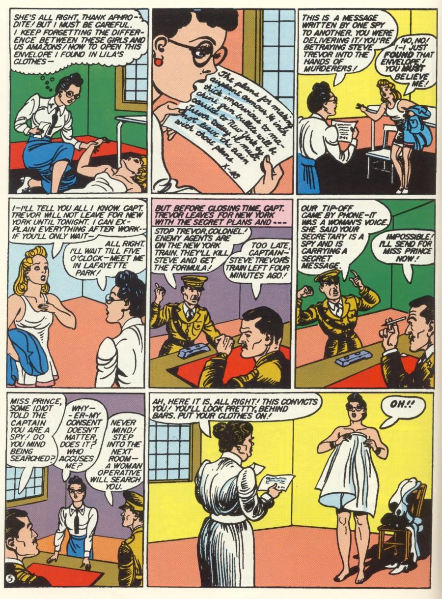 Read online Sensation (Mystery) Comics comic -  Issue #3 - 7